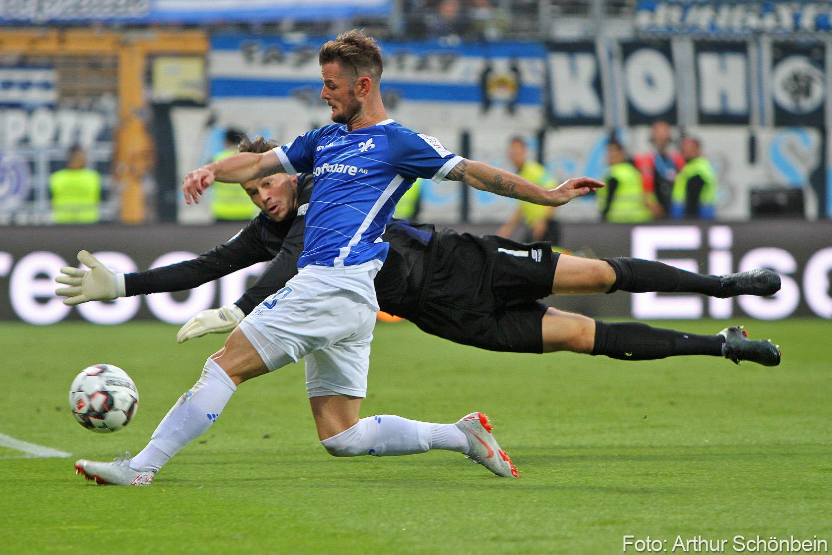 SV Darmstadt 98 – MSV Duisburg 3:0 (0:0)