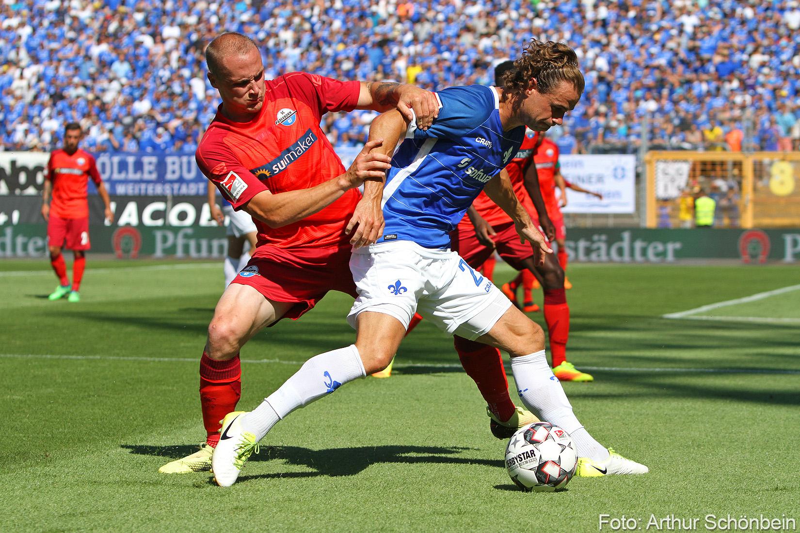 SV Darmstadt – SC Paderborn 1:0 (0:0)