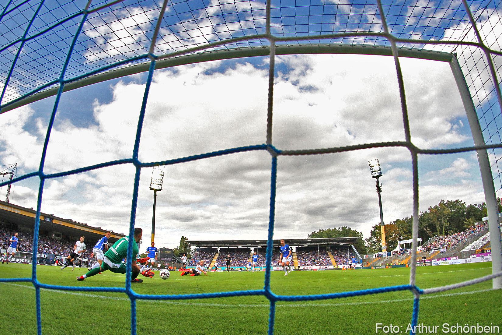 SV Darmstadt 98 – SV Sandhausen 1:1 (0:0)