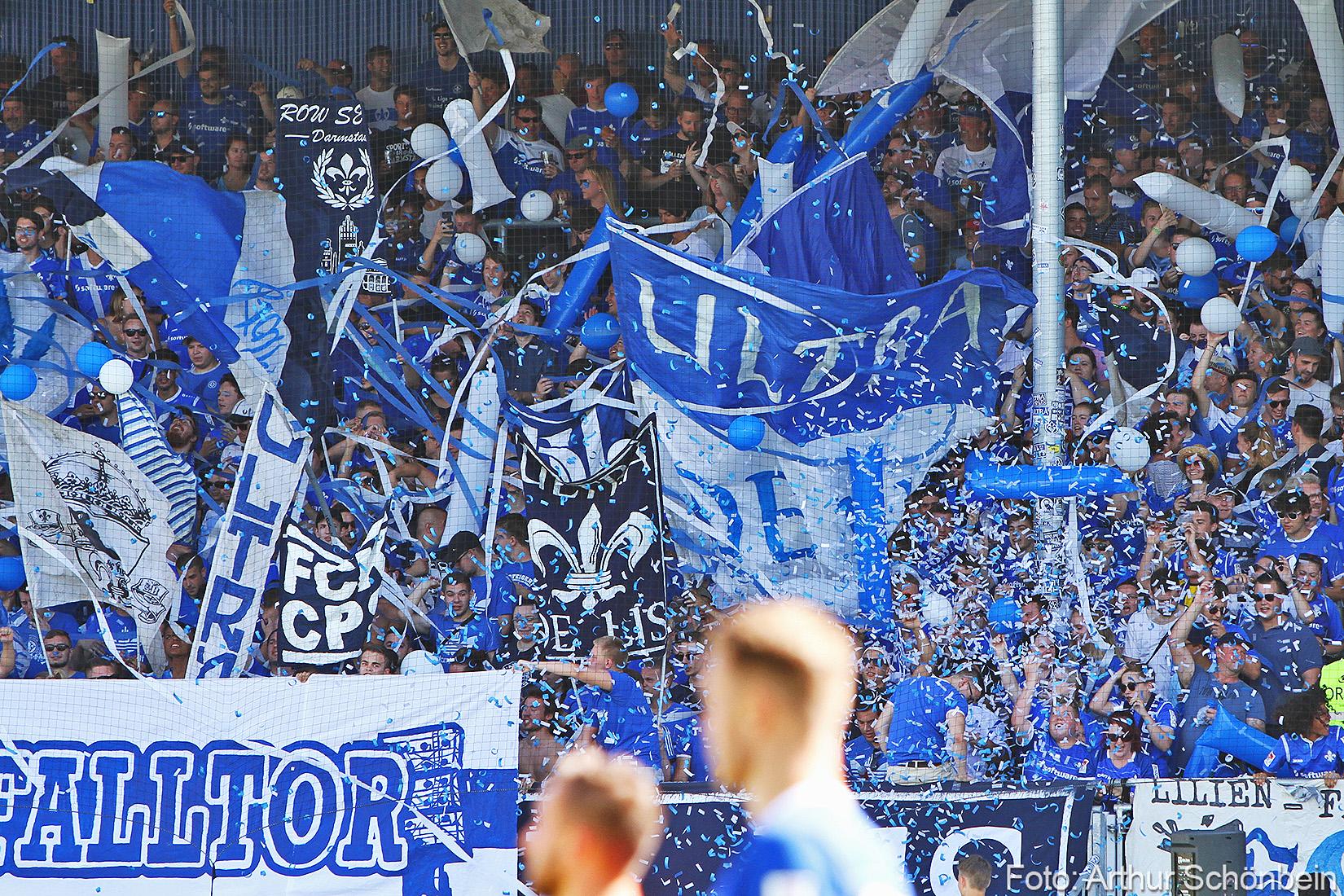 Lilien rechnen mit 800 mitgereisten Fans in Paderborn