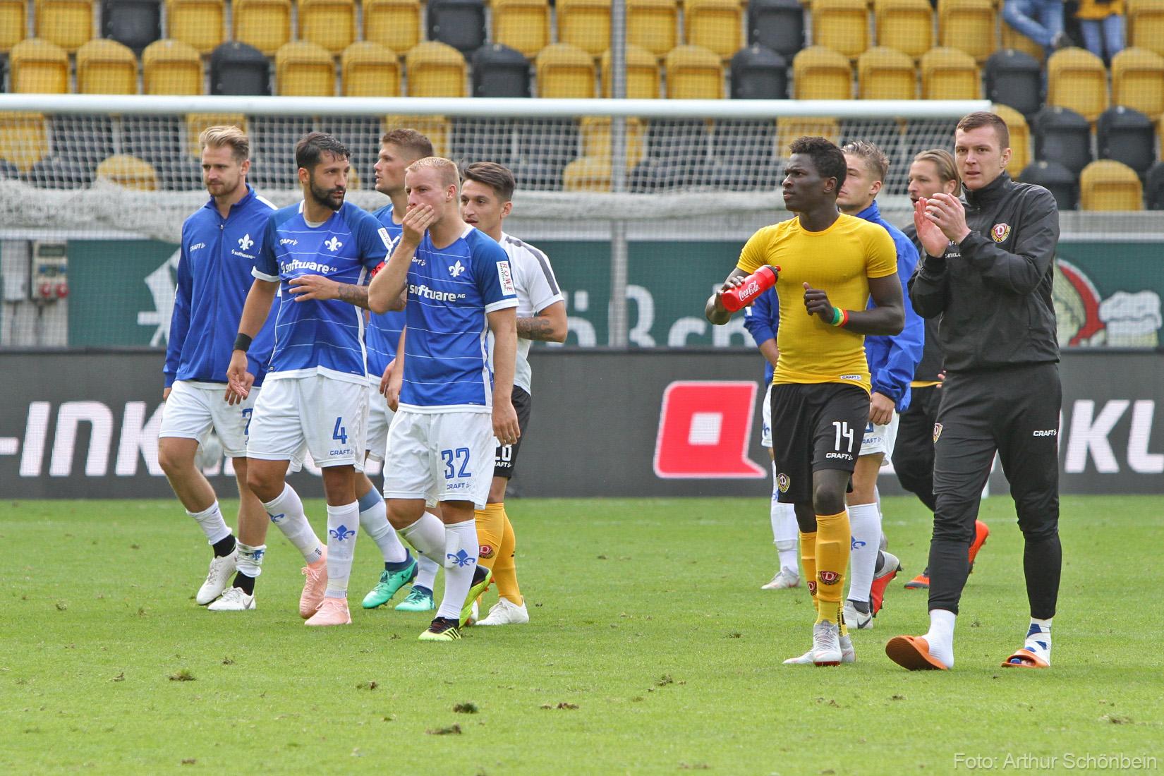 Dynamo Dresden – SV Darmstadt 98 4:1 (1:1)