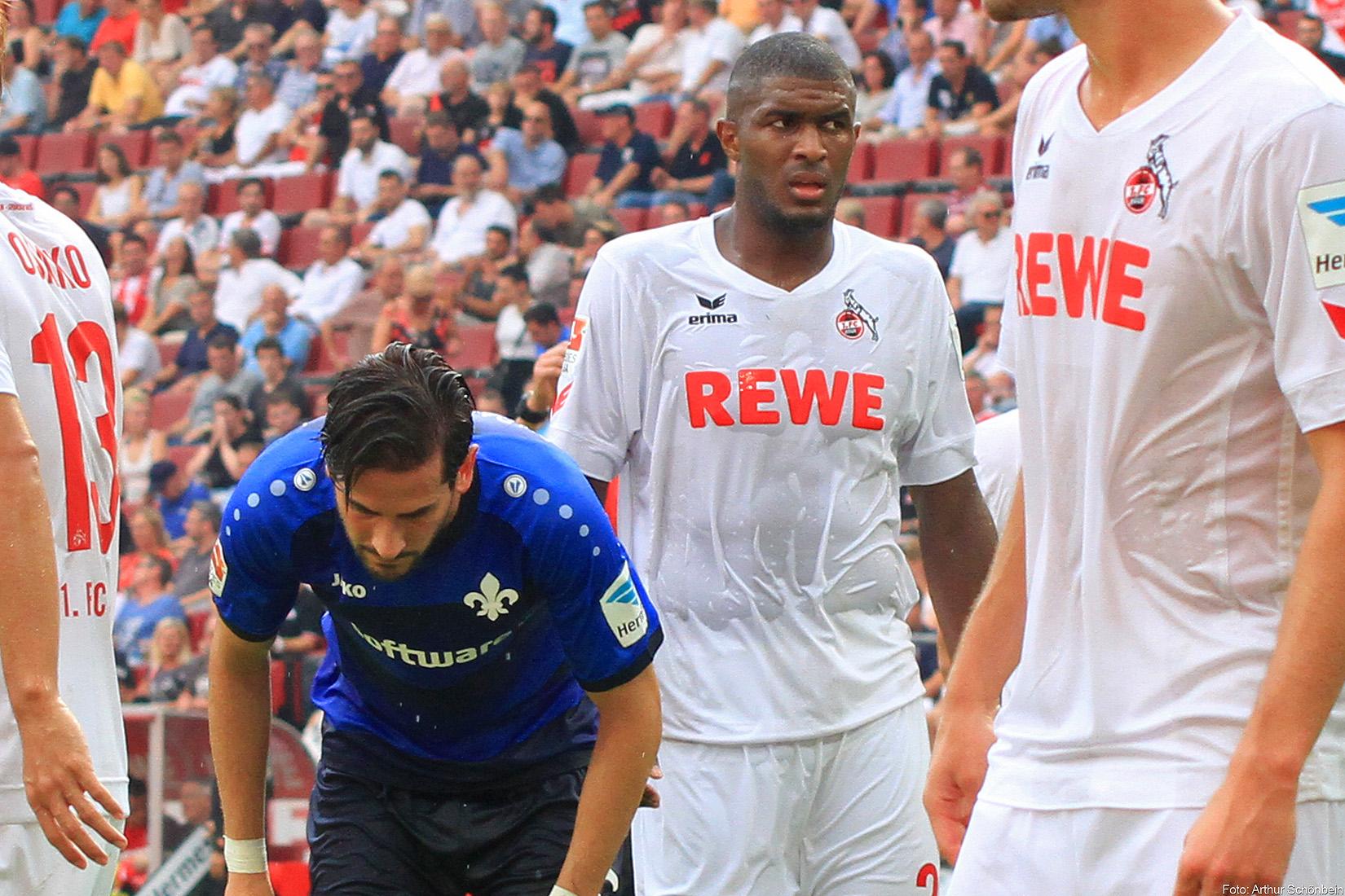 Zum Köln-Spiel: Ein Lied für Anthony Modeste