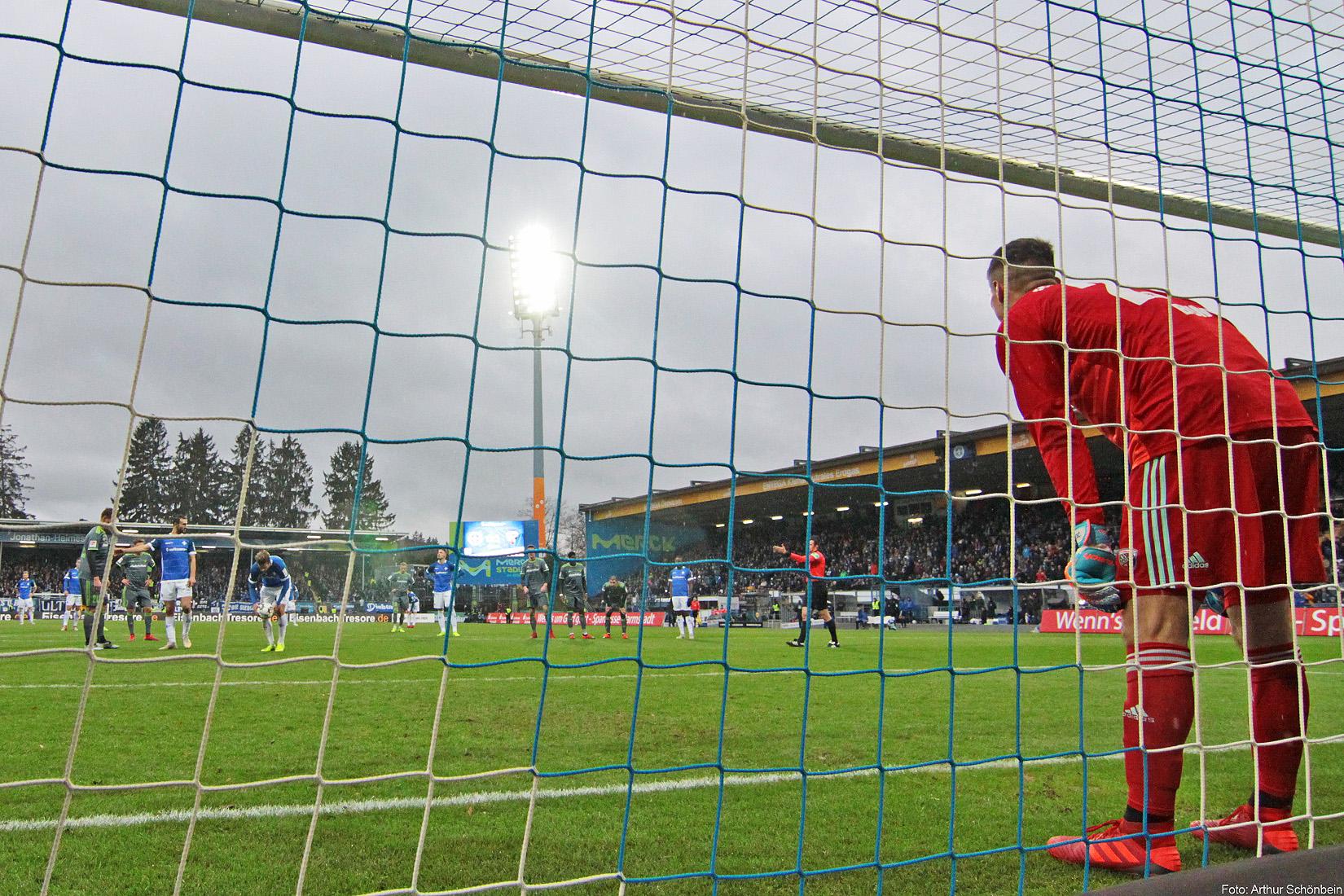 SV Darmstadt 98 – FC Ingolstadt 1:1 (0:1)