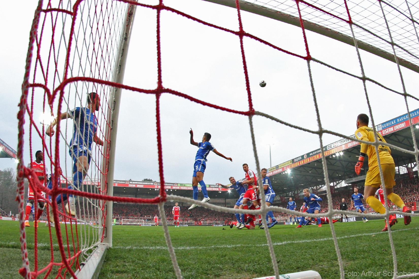 1. FC Union Berlin – SV Darmstadt 98 3:1 (2:0)