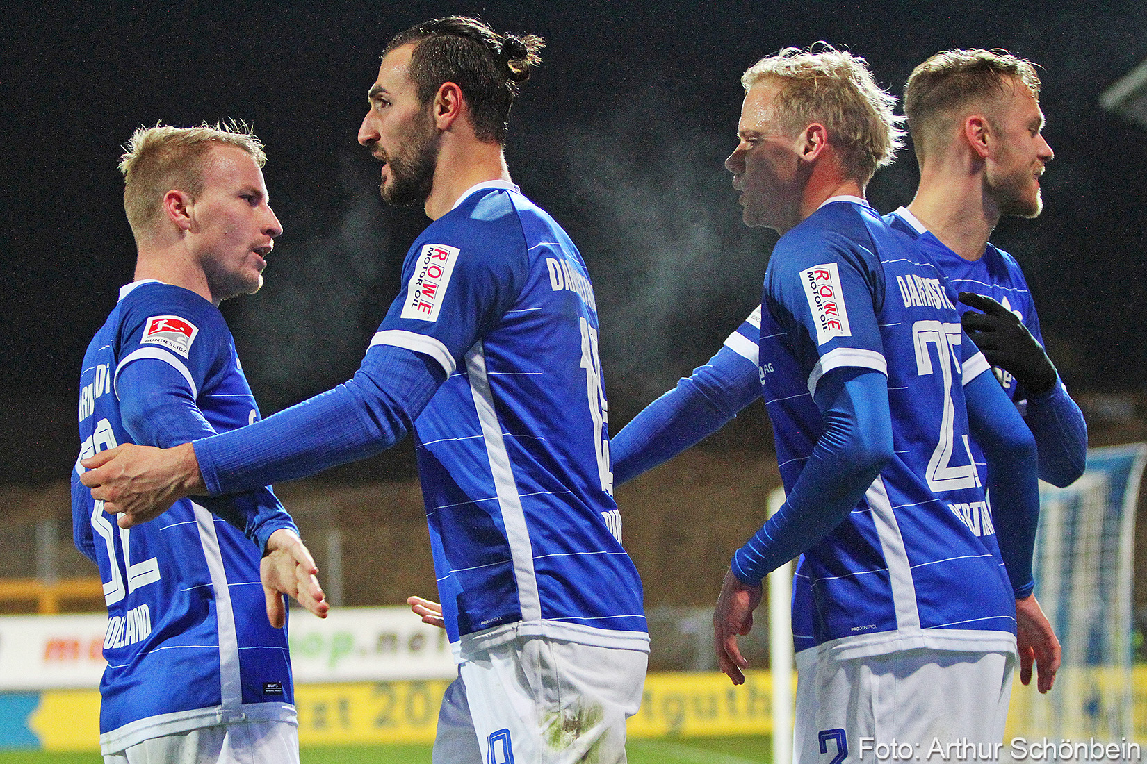 SV Darmstadt 98 – FC St. Pauli 2:1 (0:1)