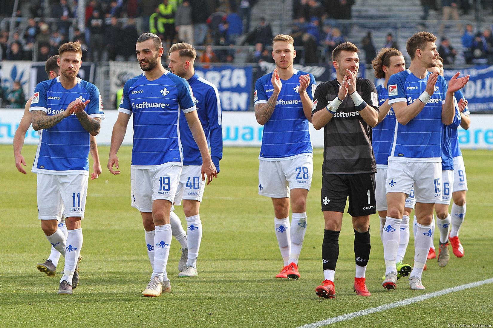SV Darmstadt 98 – Dynamo Dresden 2:0 (1:0)