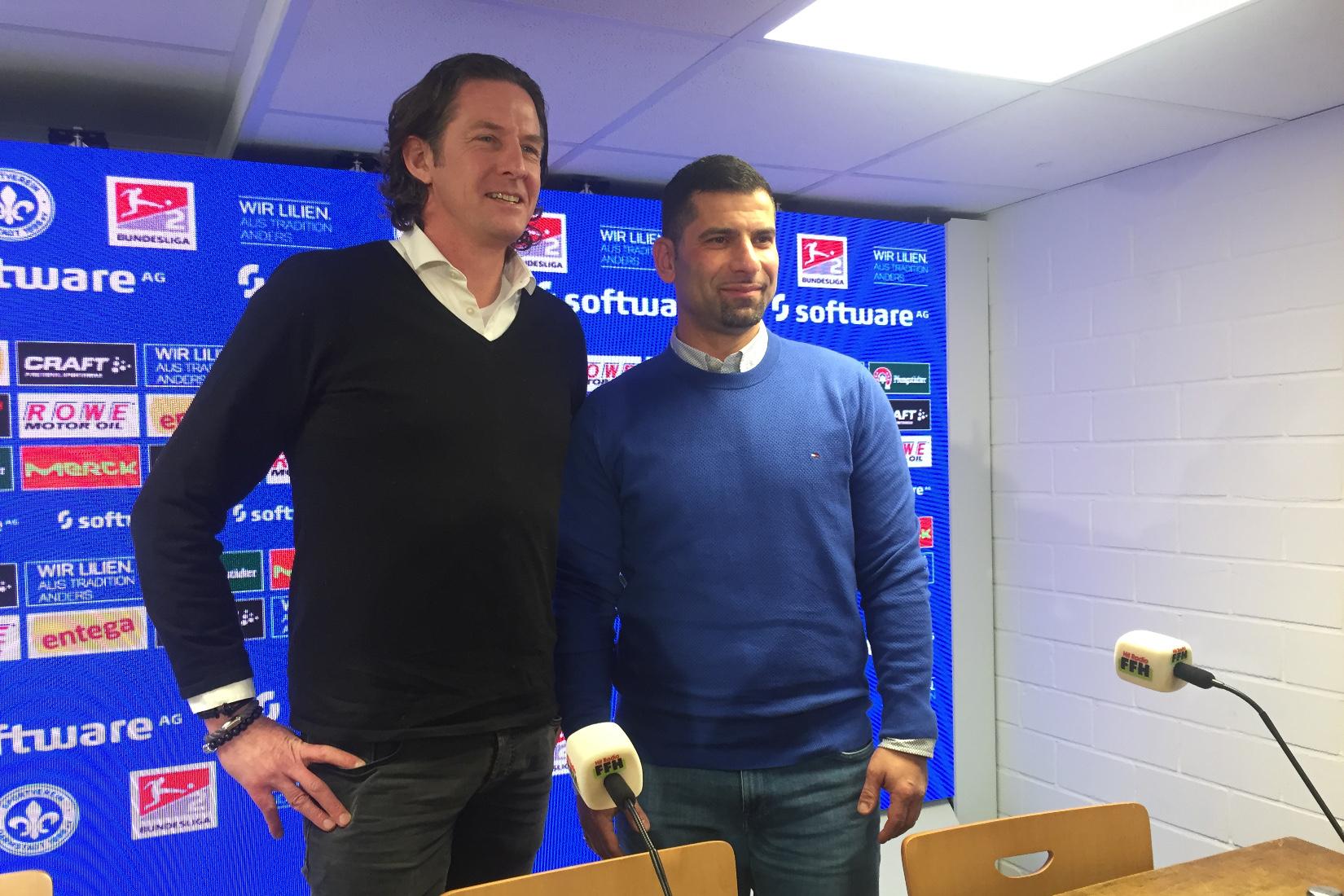 Der neue Coach Grammozis: Wie er tickt!