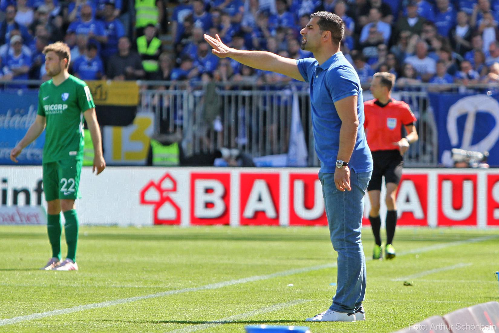 Letzte Saison gegen Bochum – Klassenerhalt muss warten