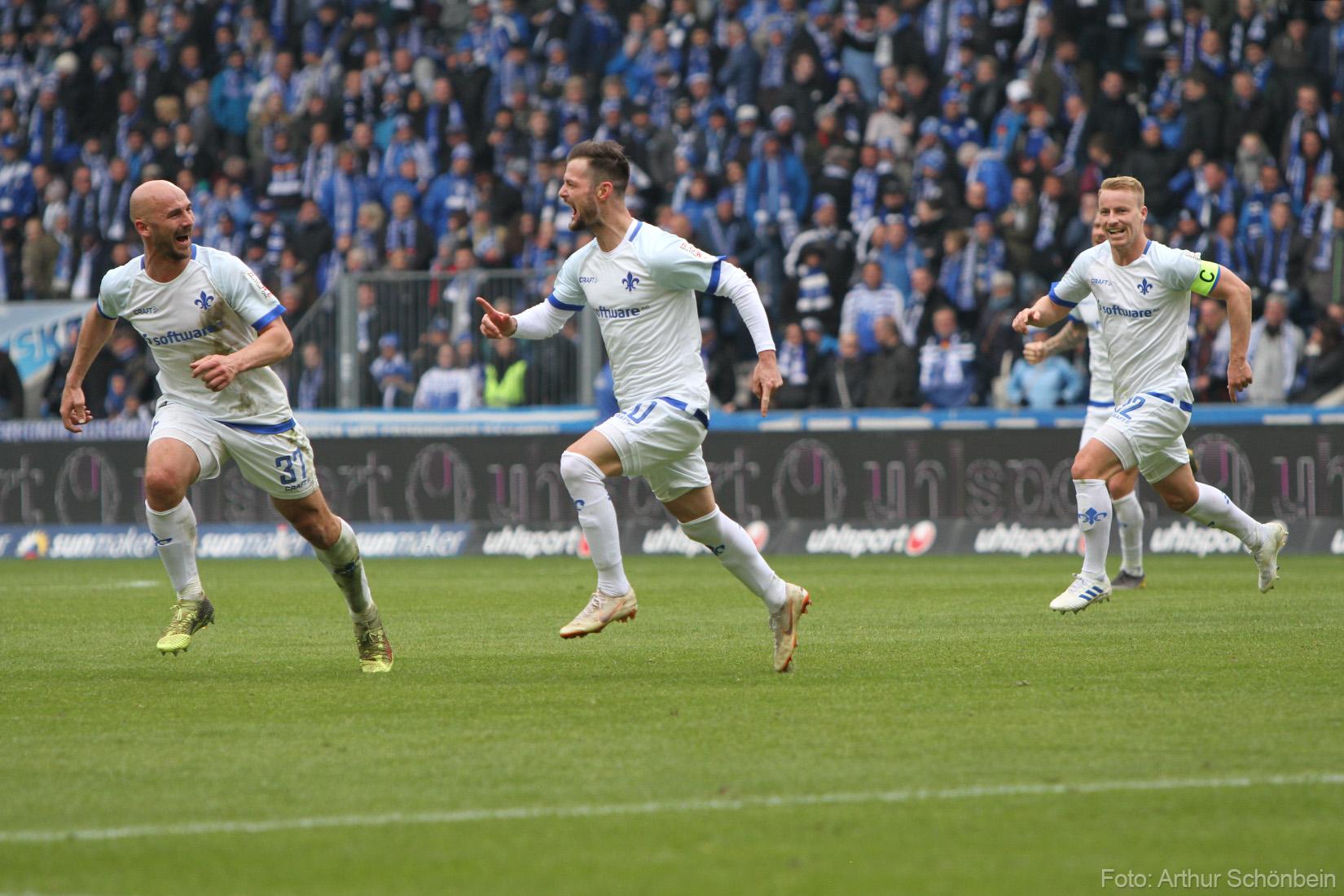 1. FC Magdeburg – SV Darmstadt 98 0:1 (0:0)
