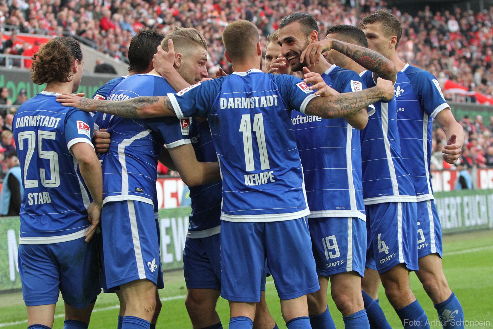 1. FC Köln – SV Darmstadt 98 1:2 (0:1)