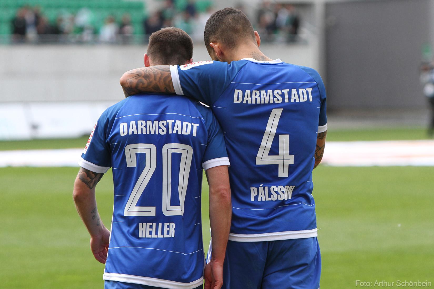 SpVgg Greuther Fürth – SV Darmstadt 98 2:1 (0:0)