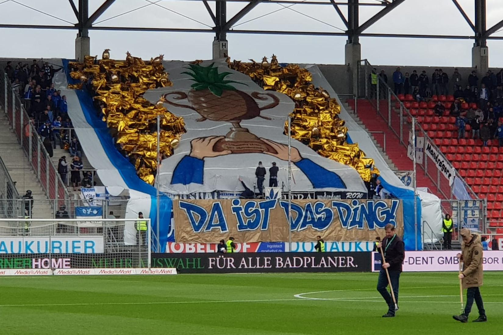 FC Ingolstadt – SV Darmstadt 98 3:0 (2:0)