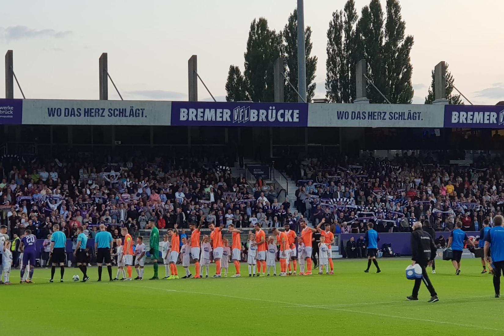 VfL Osnabrück – SV Darmstadt 98 4:0 (1:0)