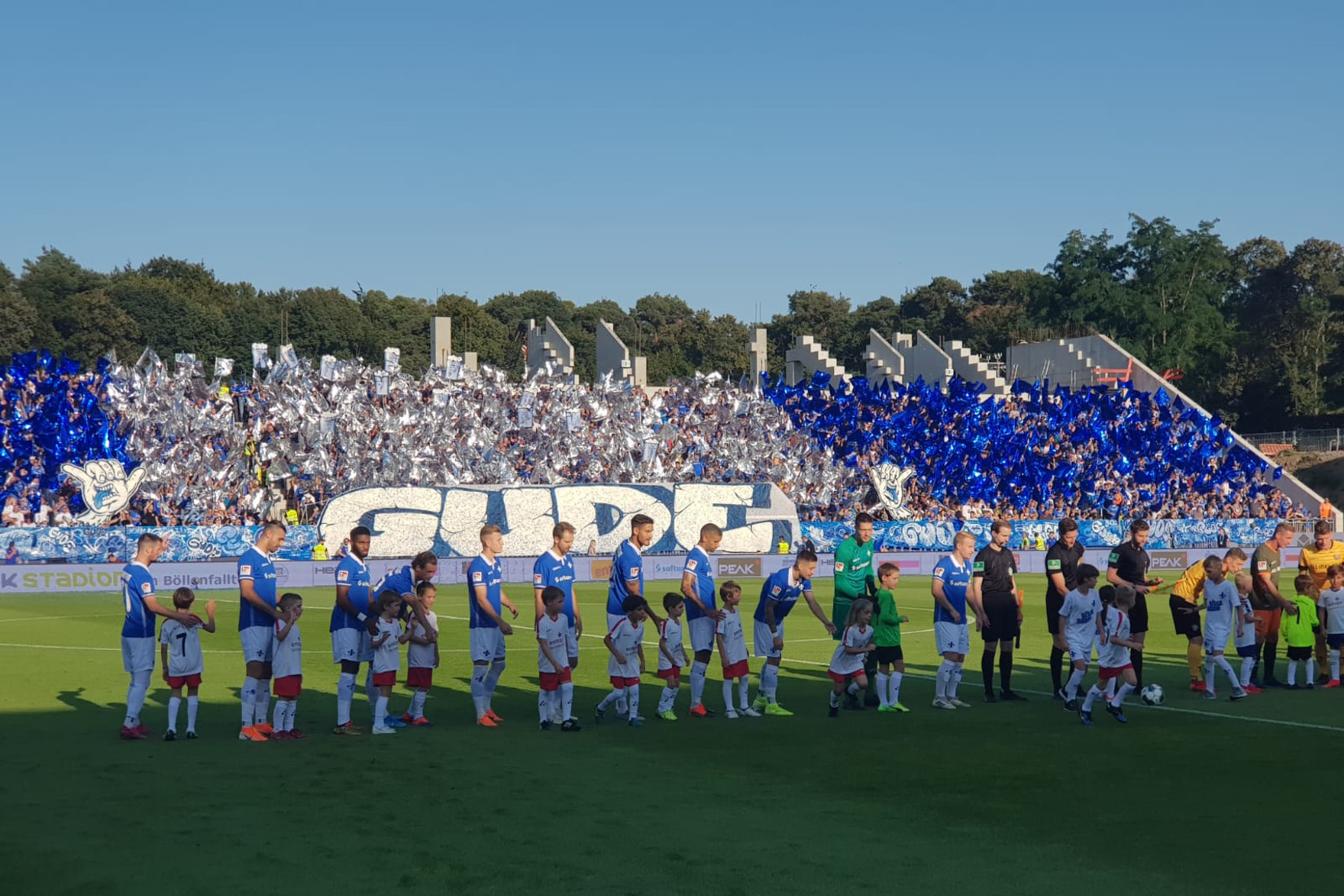 SV Darmstadt 98 – Dynamo Dresden 0:0
