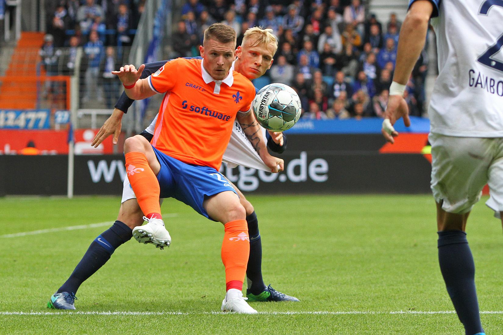 Impressionen vom Spiel VfL Bochum – SV Darmstadt 98