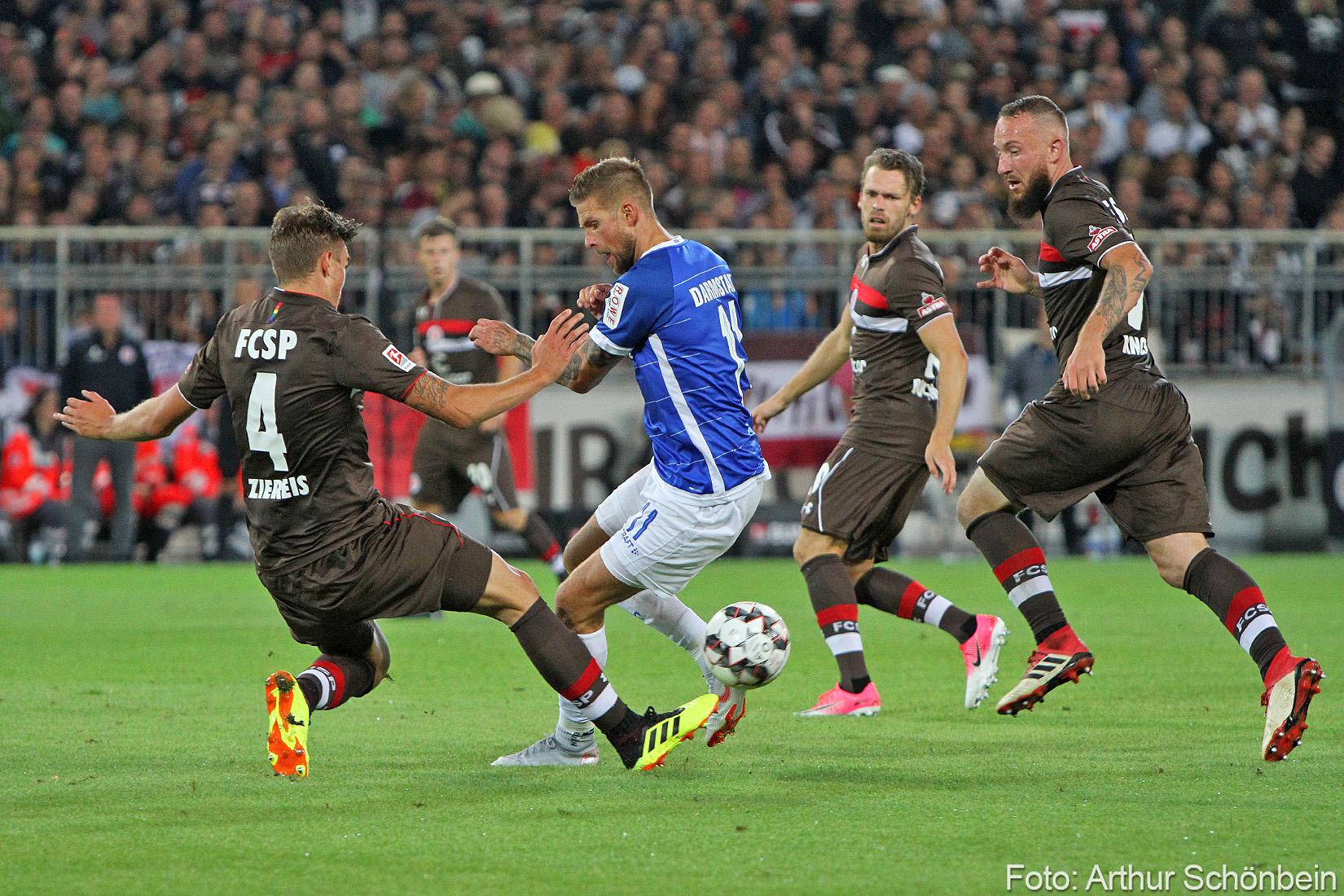 Letzte Saison bei St. Pauli: Ende einer Serie