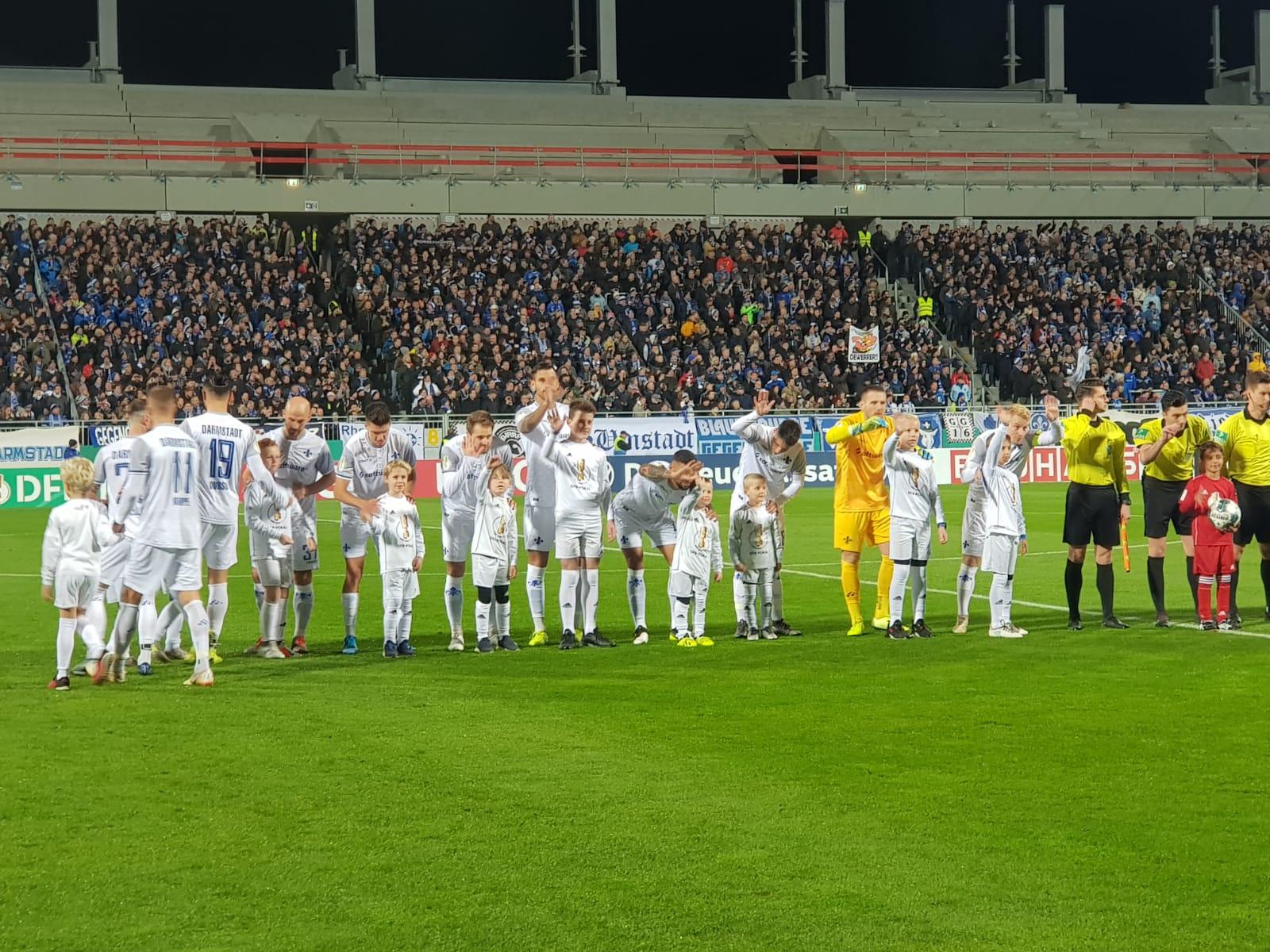 SV Darmstadt 98 – Karlsruher SC 0:1 (0:0)