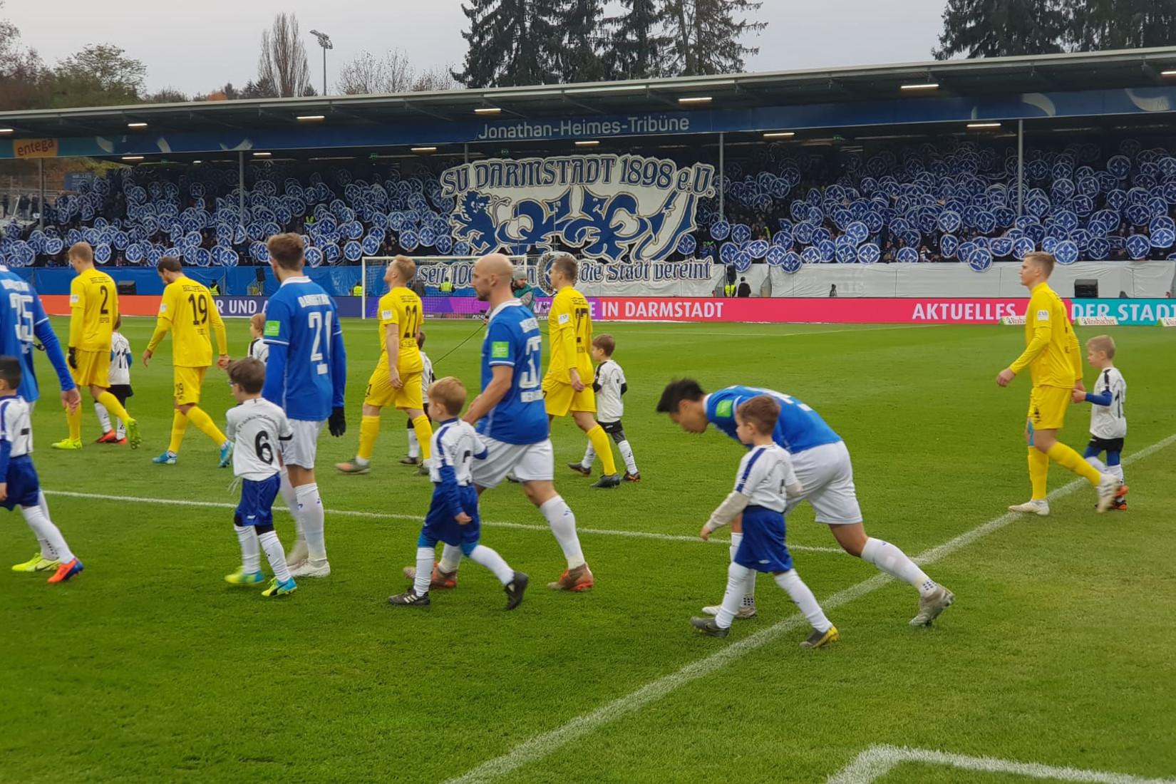 SV Darmstadt 98 – Arminia Bielefeld 1:3 (0:0)