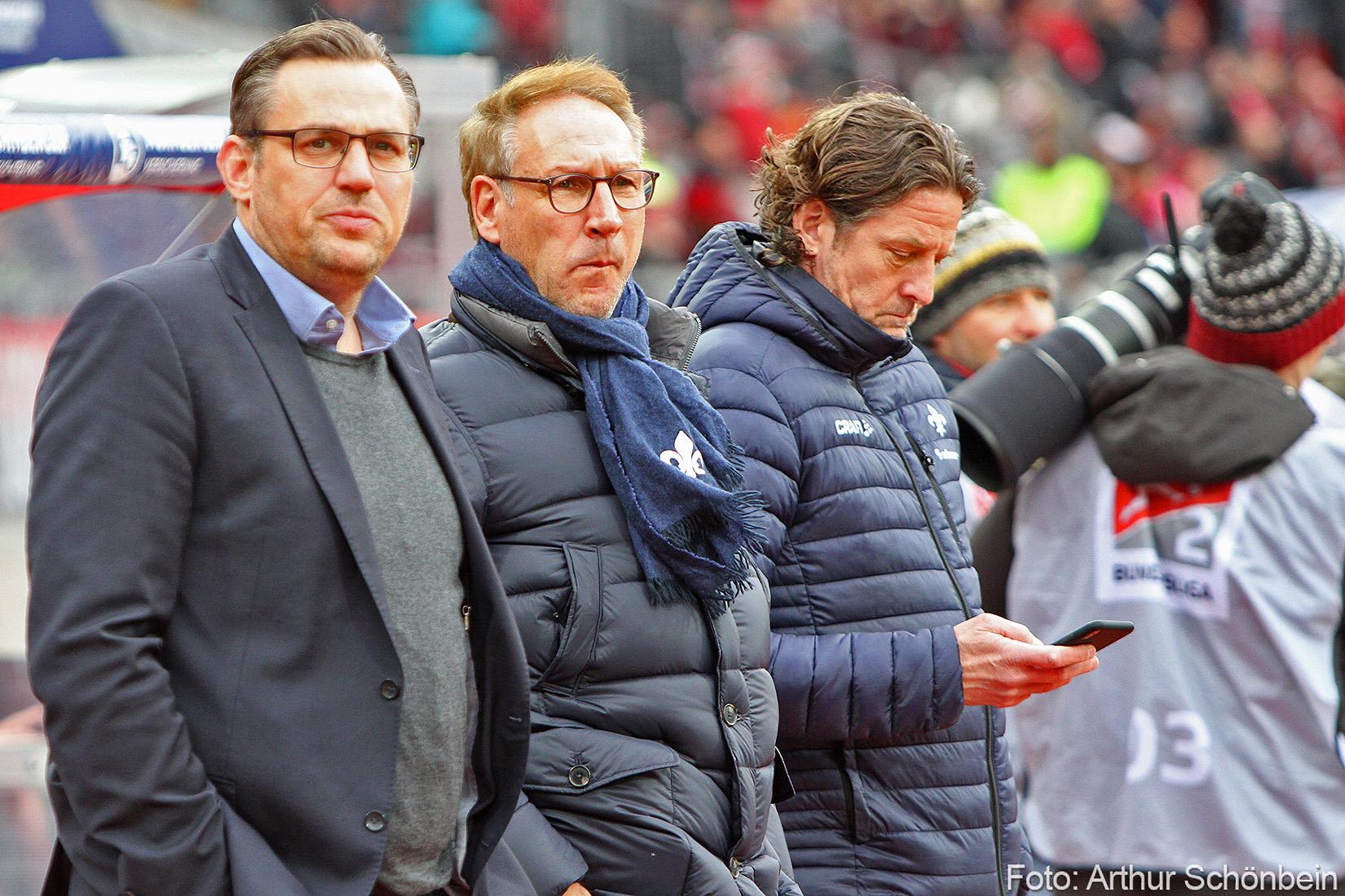 Bleibt der neue Coach länger beim SV Darmstadt 98?