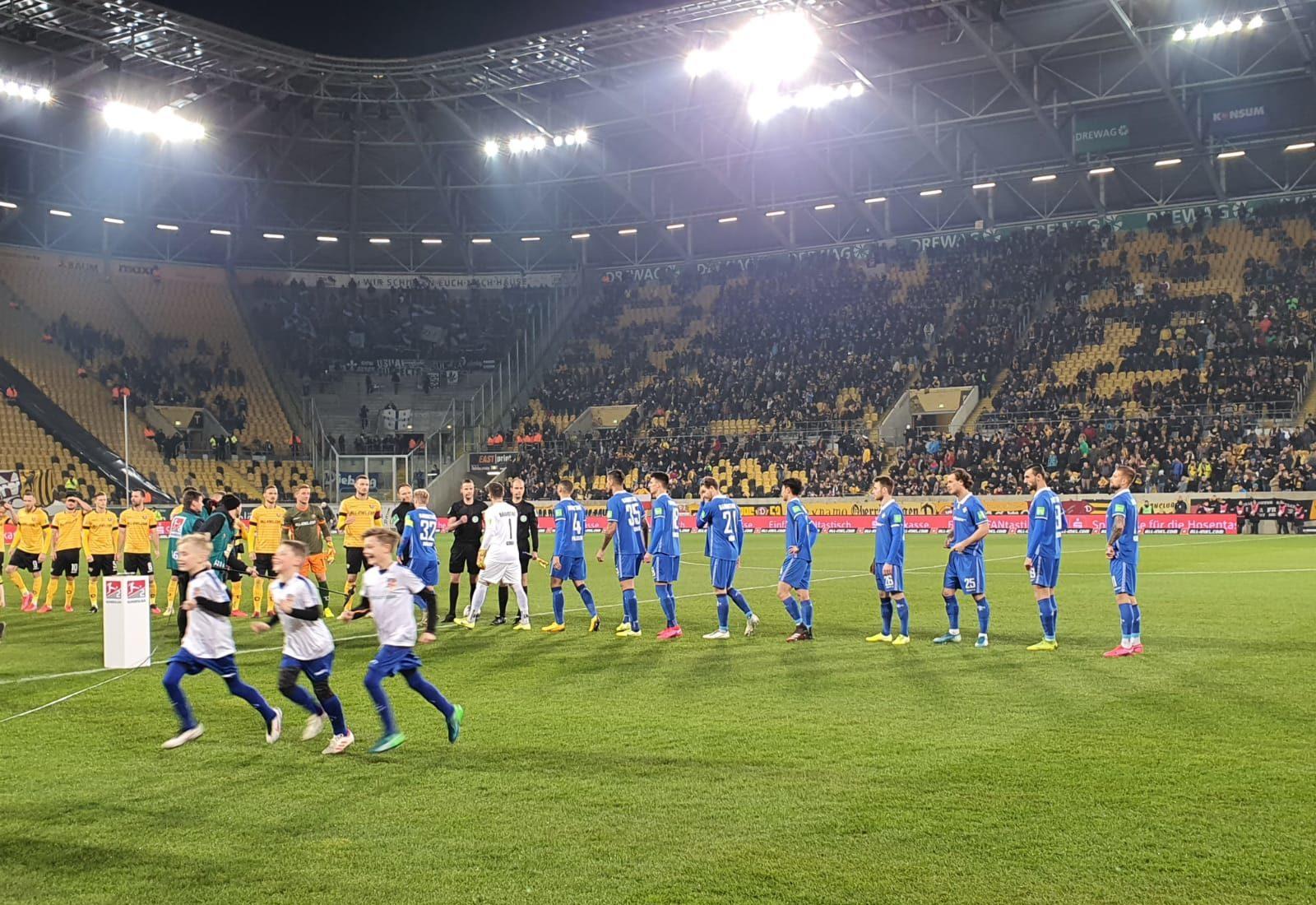 Dynamo Dresden – SV Darmstadt 98 2:3 (1:3)