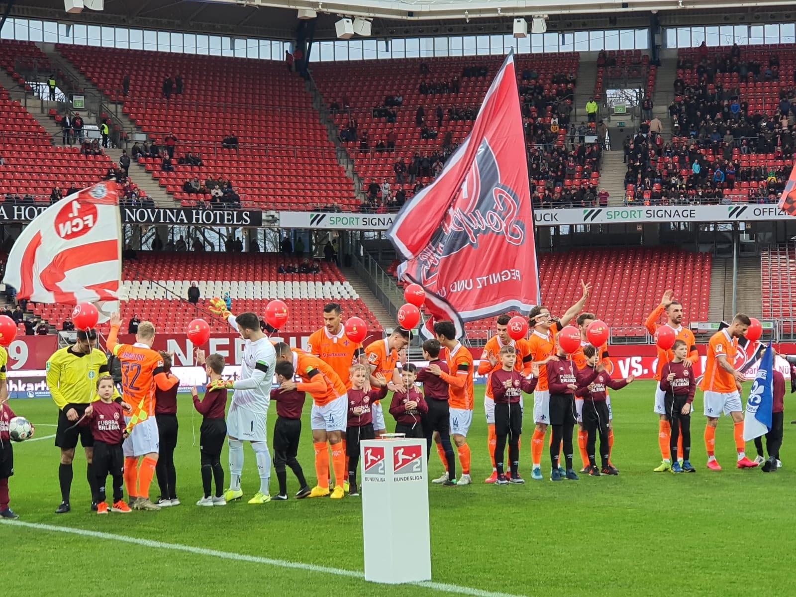 1. FC Nürnberg – SV Darmstadt 98 1:2 (1:0)