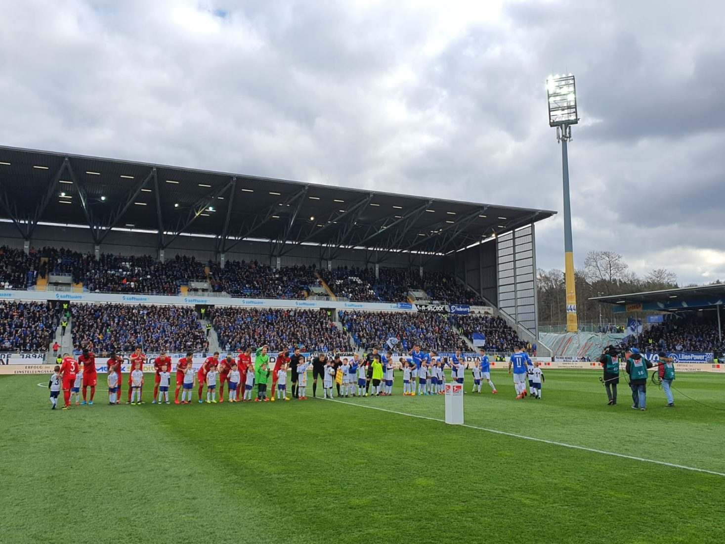 SV Darmstadt 98 – VfL Bochum 0:0