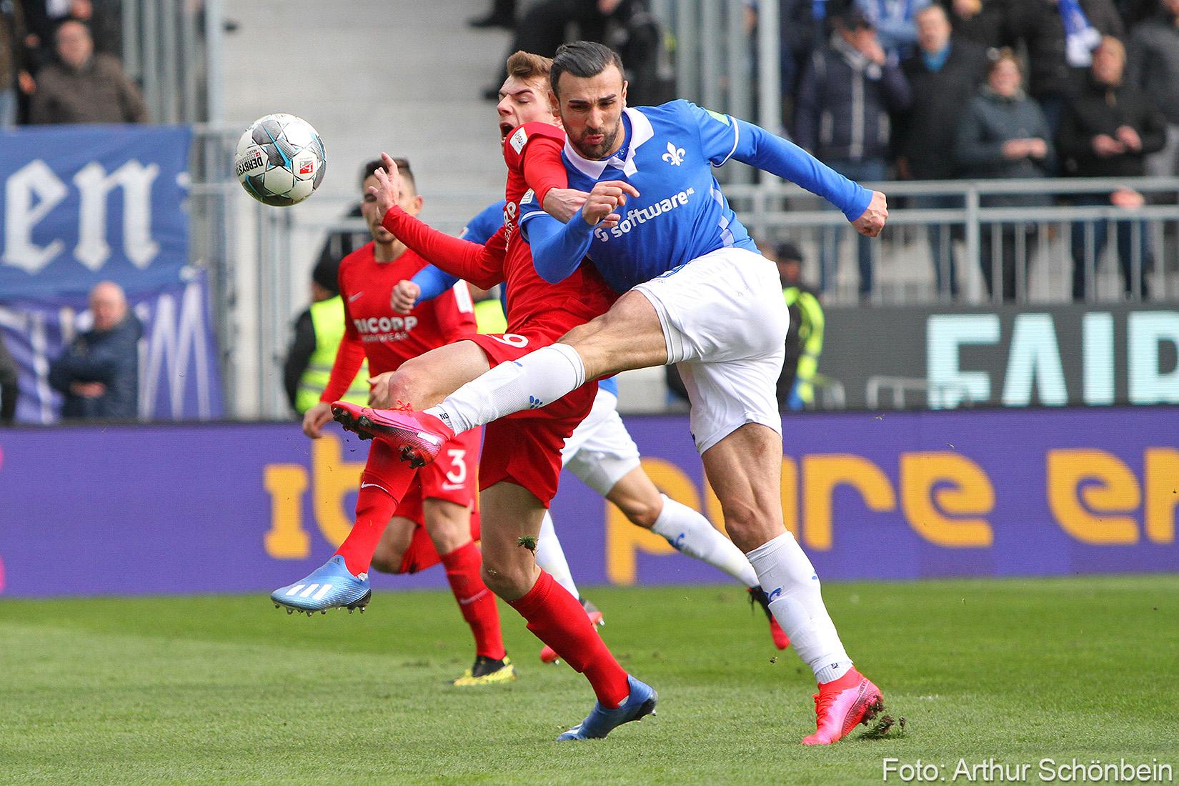 SV Darmstadt 98 darf Saison fortsetzen – Viele Fragen offen