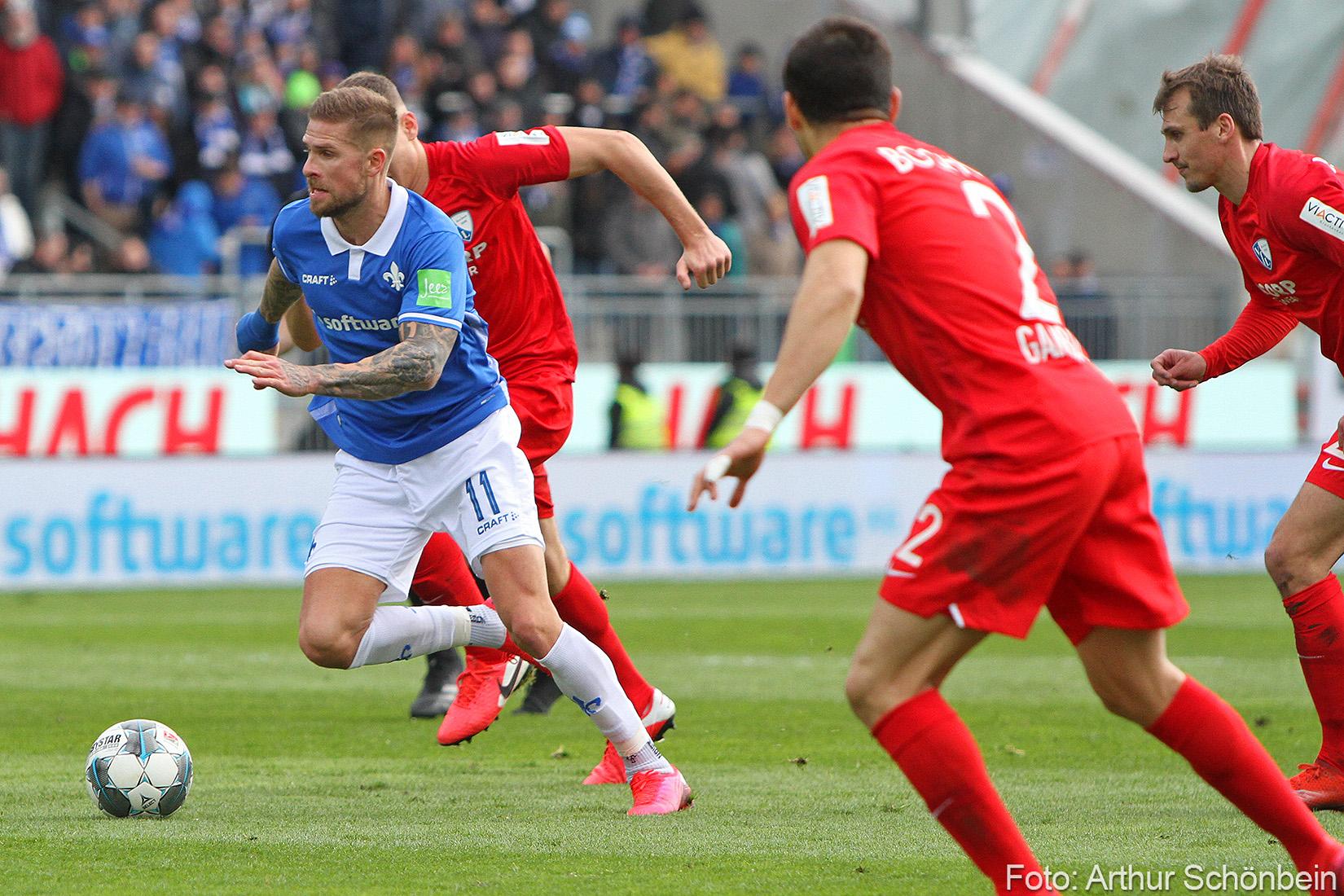 Auch Holland und Kempe bleiben beim SV Darmstadt 98