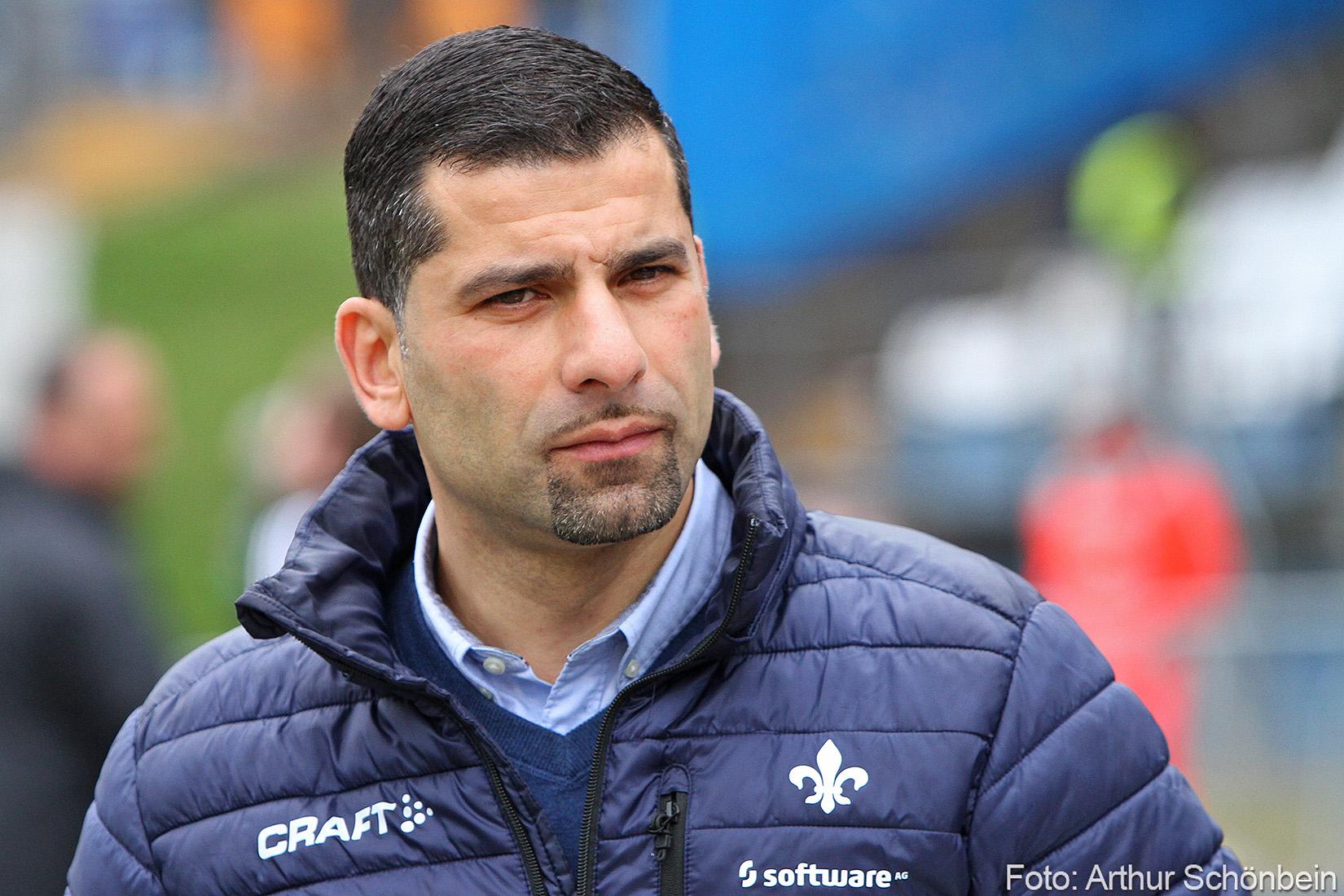 """""""Spezielle Situation"""" – SV Darmstadt 98 vor Geisterspiel"""