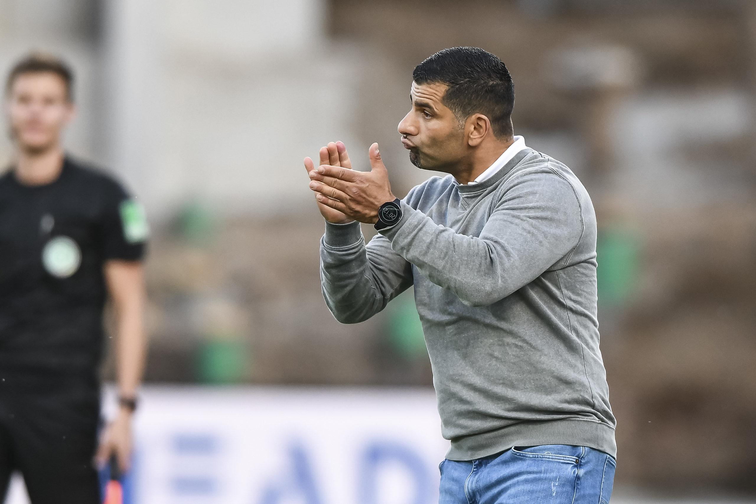 Ketten, Youngster und viel Lob vor dem Bielefeld-Spiel