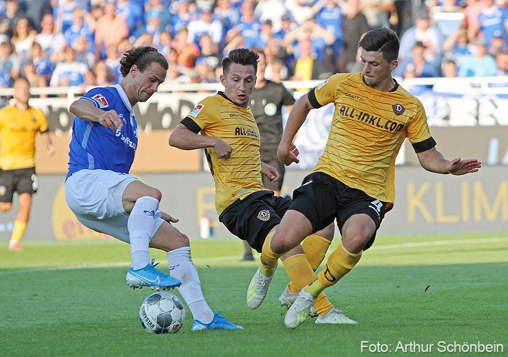 """Markus Anfang über Yannick Stark: """"Ein richtig guter Fußballer"""""""