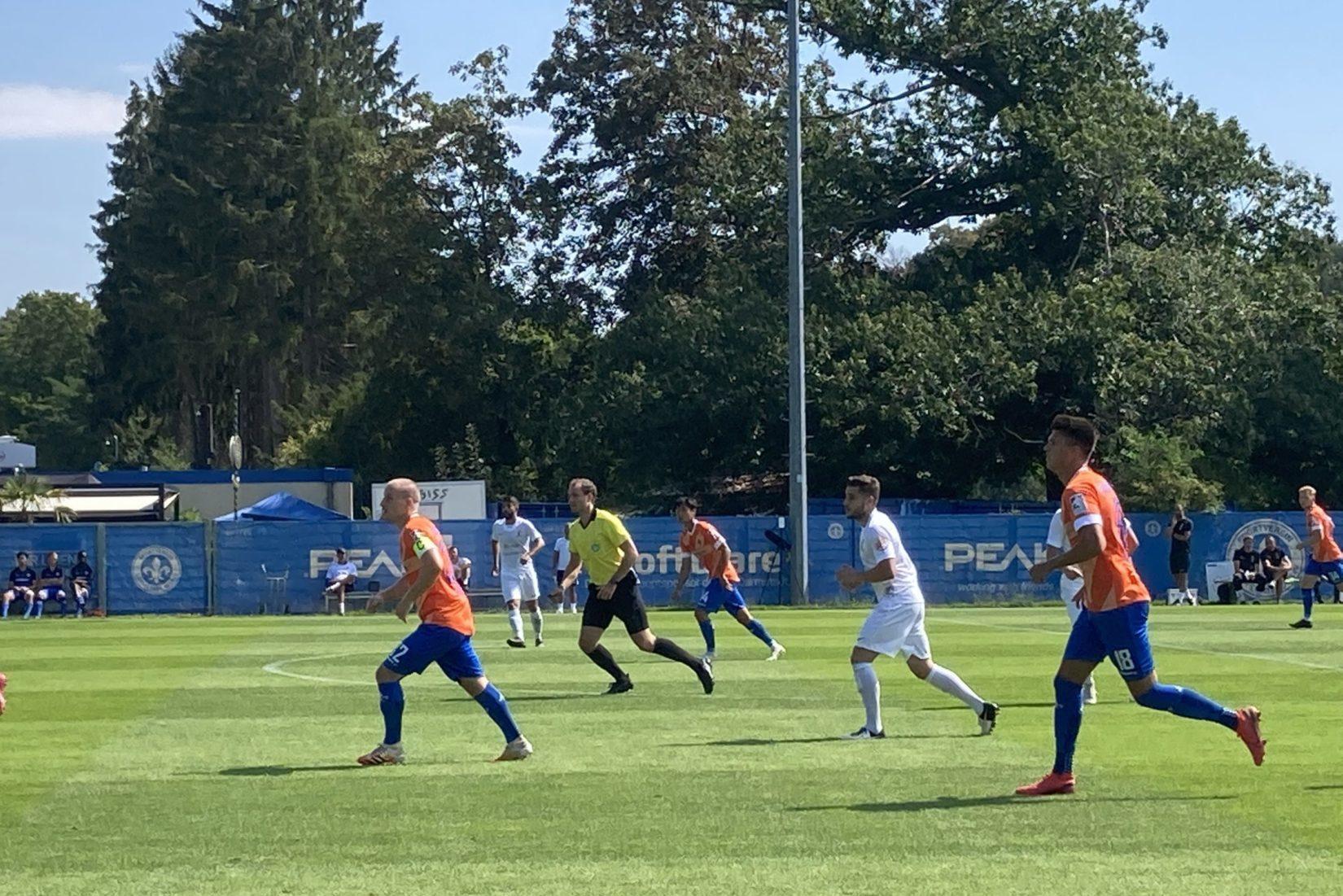 SV Darmstadt 98 mit sechs Toren im Test gegen Trier