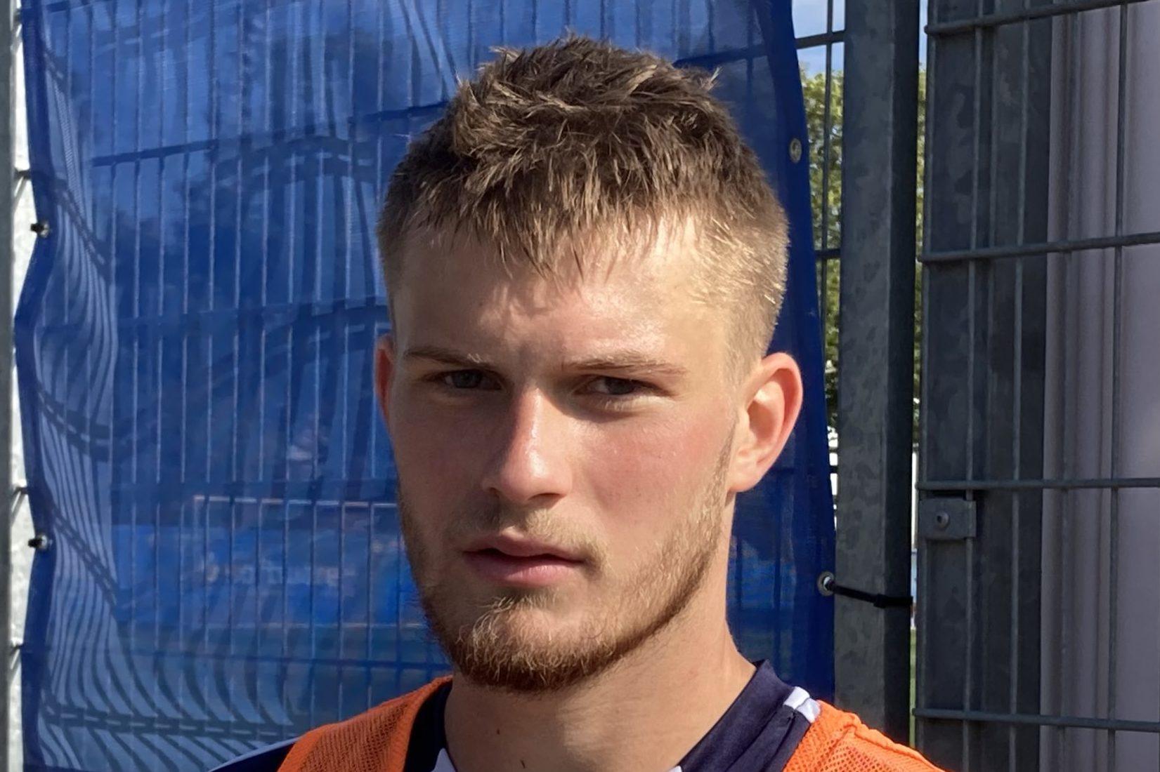 Lukas Mai, der Männerfußball und ein Traum