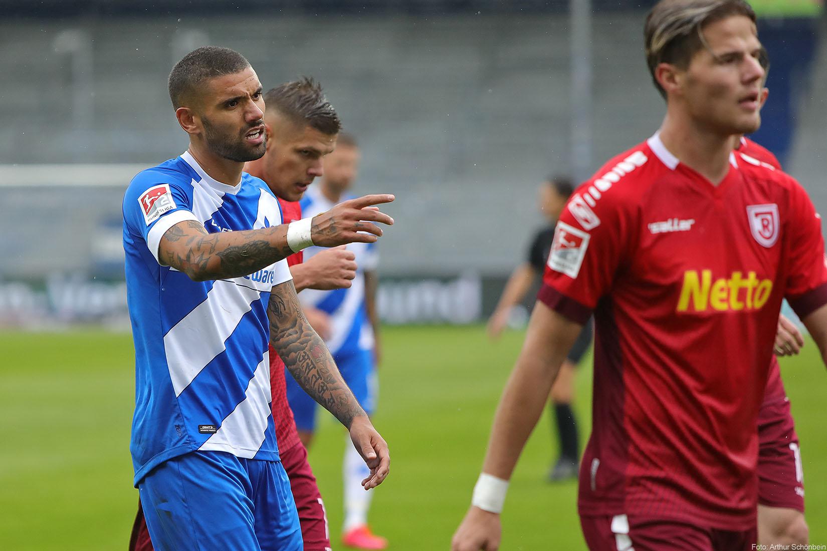 Pálsson mit Knieproblemen – Einsatz gegen St. Pauli fraglich