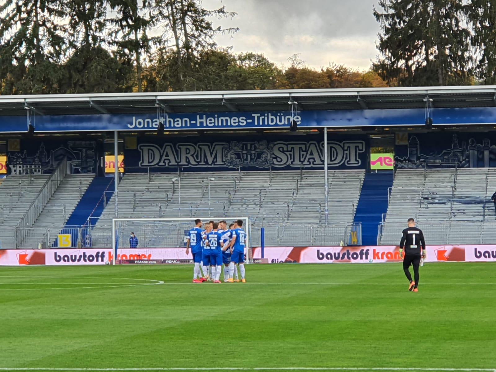 SV Darmstadt 98 – FC St. Pauli 2:2 (1:0)
