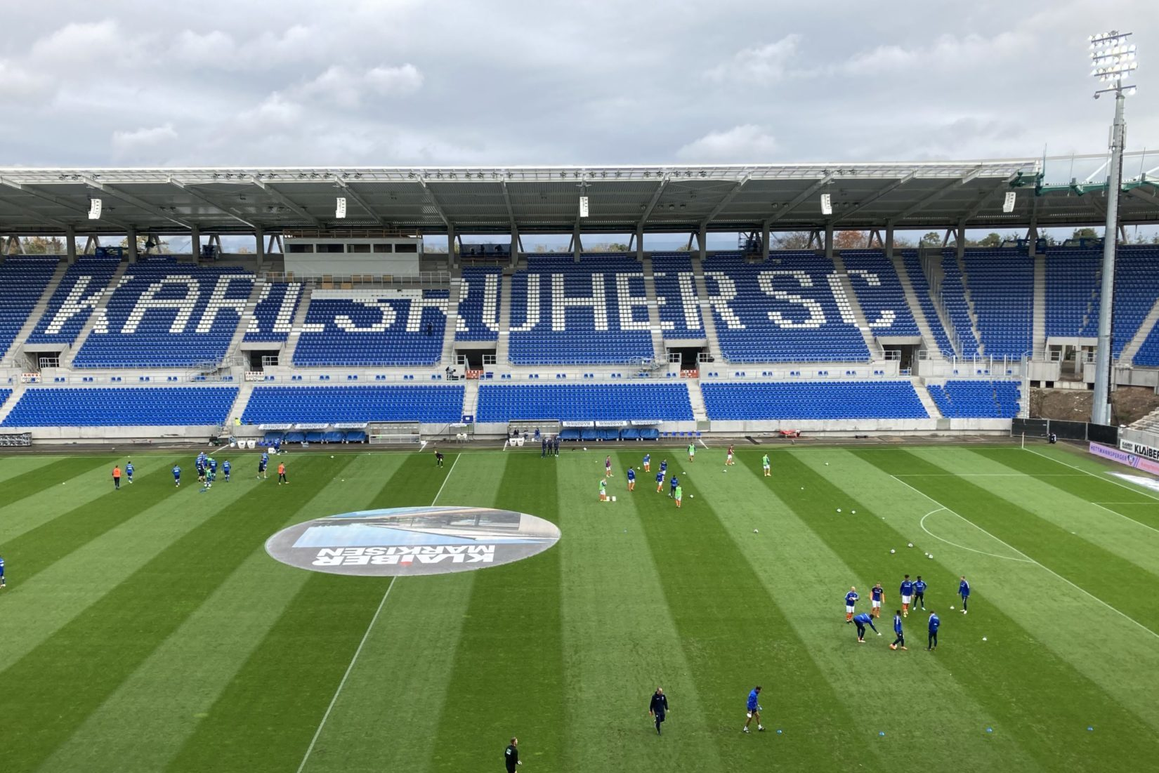 Karlsruher SC – SV Darmstadt 98 3:4 (2:1)
