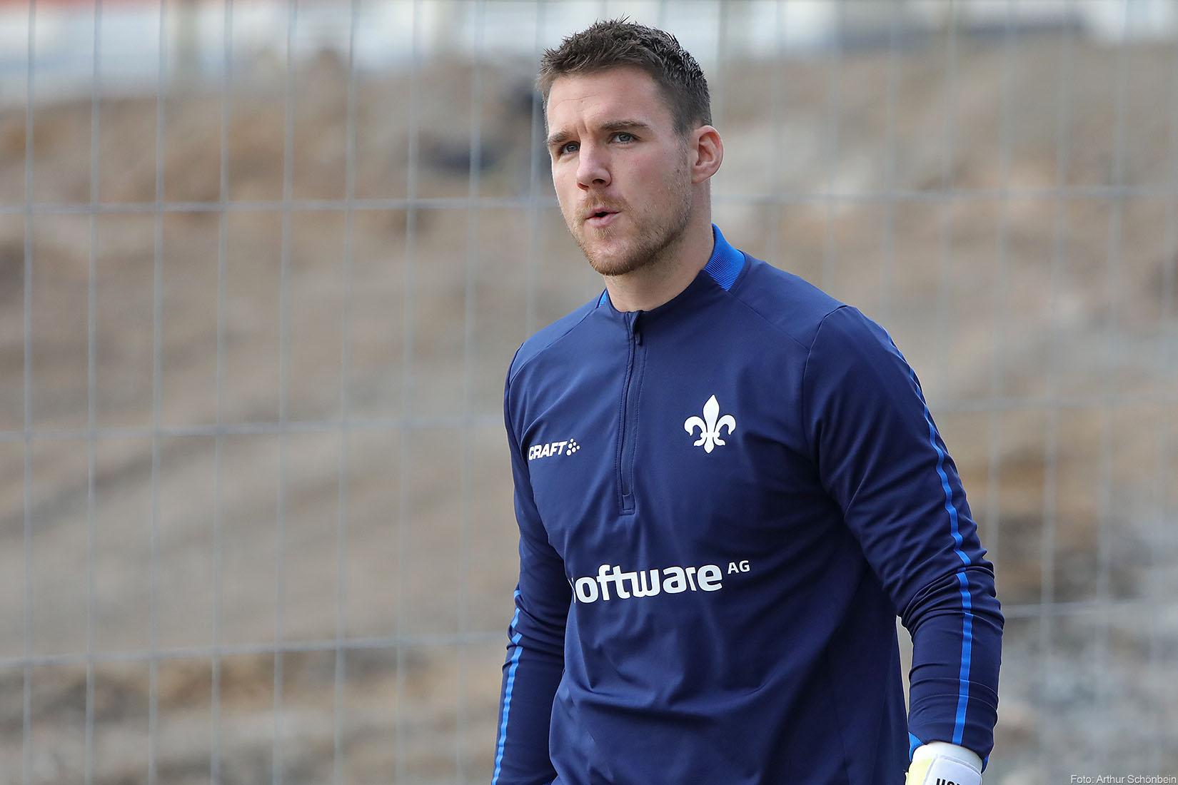 Marcel Schuhen fehlt dem SV Darmstadt 98 weiter