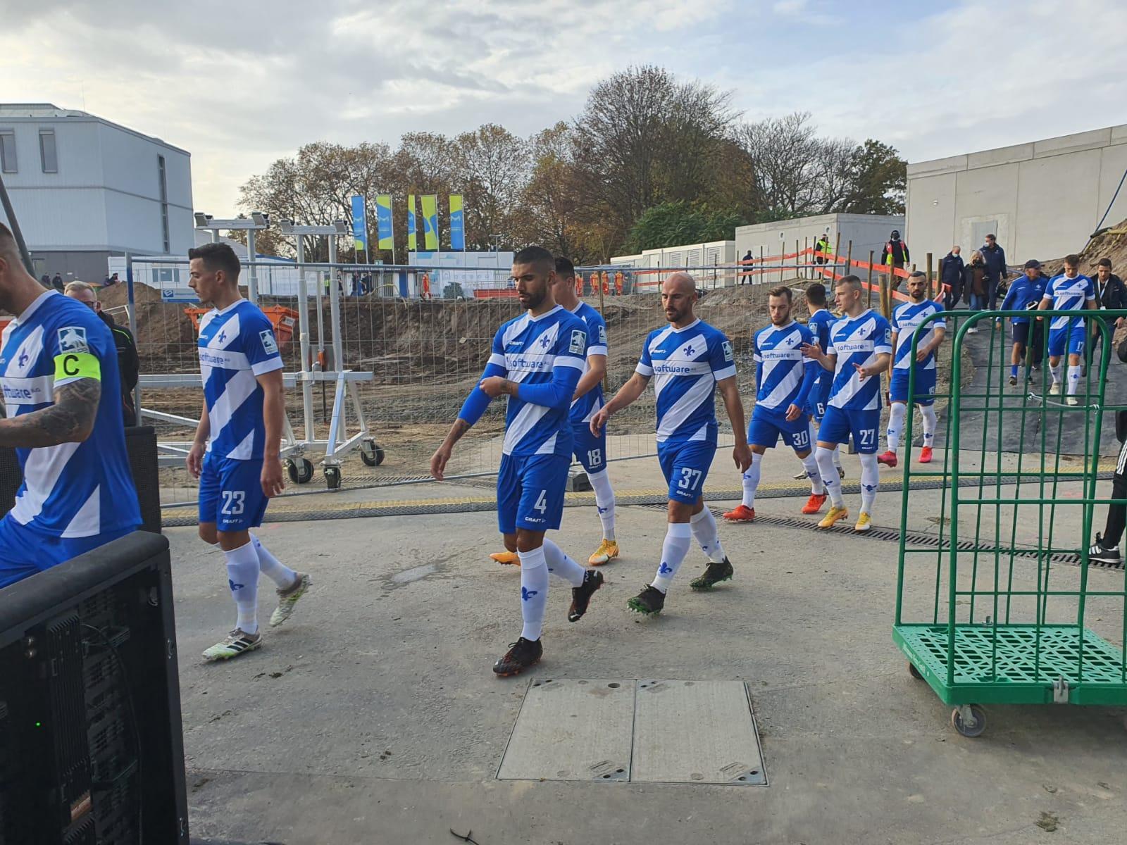 SV Darmstadt 98 – SC Paderborn 0:4 (0:3)