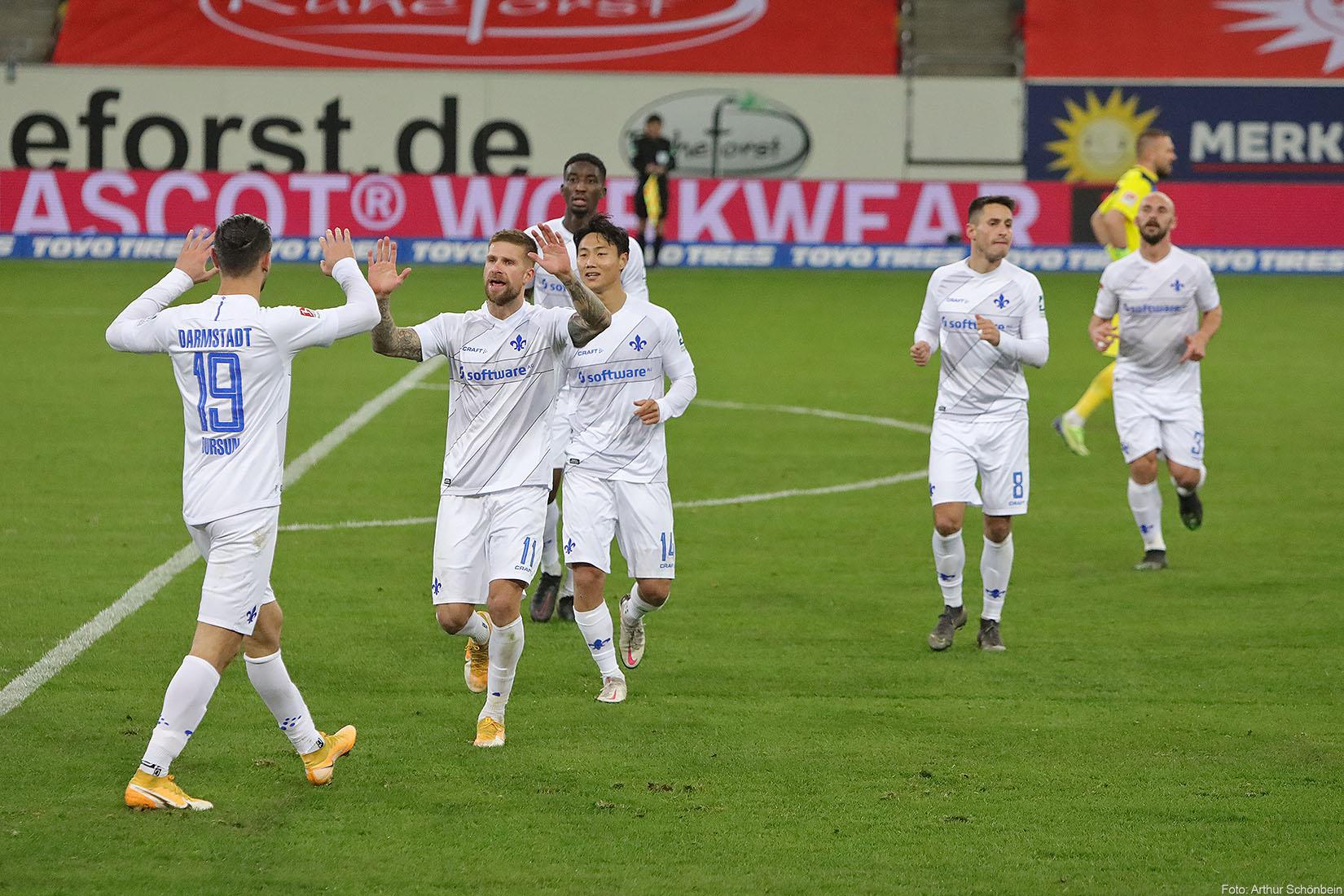 Wie der SV Darmstadt 98 die Fortuna knacken kann