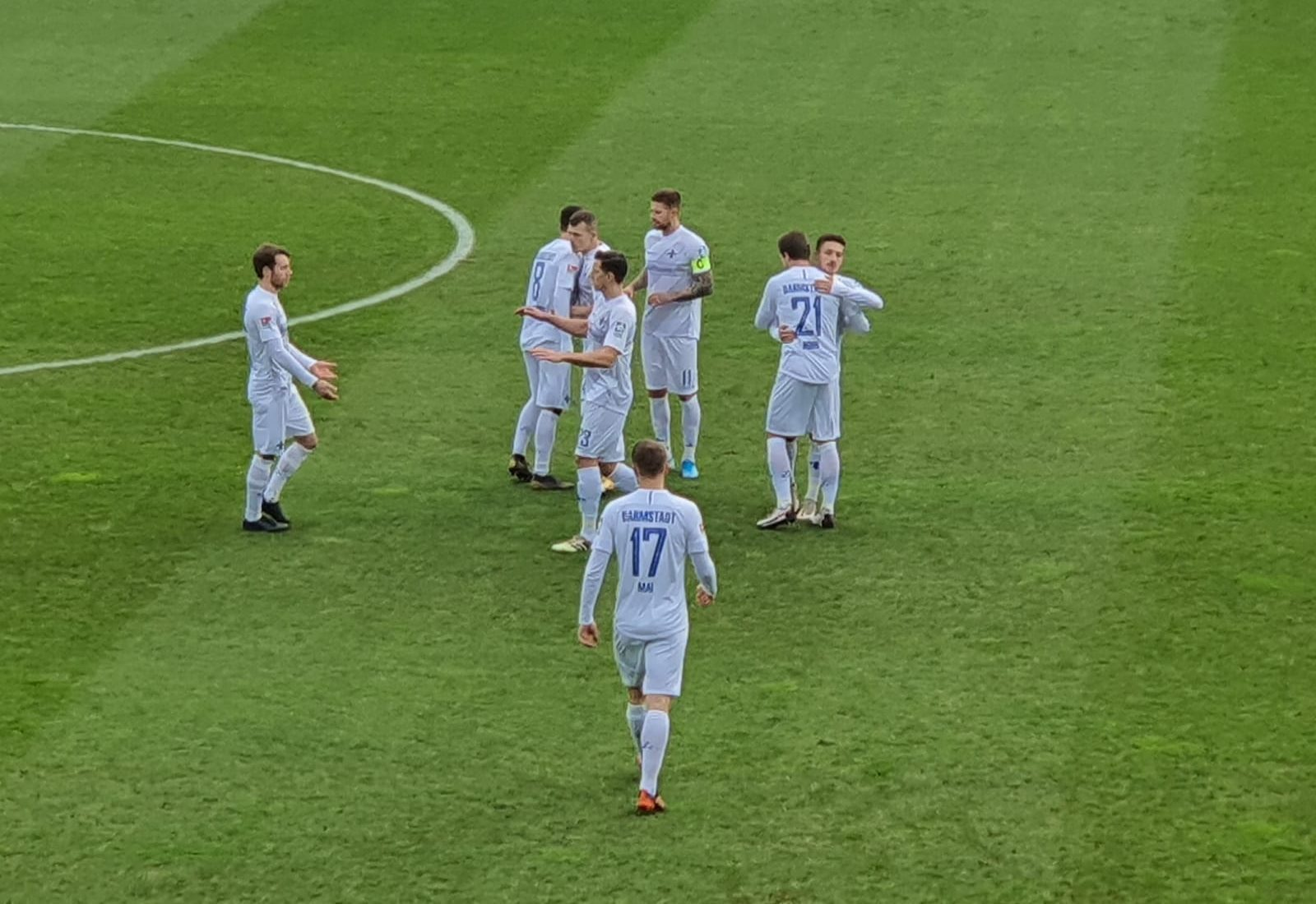 VfL Bochum – SV Darmstadt 98 2:1 (0:0)