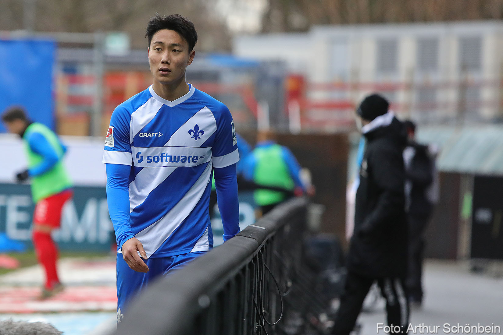 Offizielles Angebot für Seung-ho Paik aus Südkorea