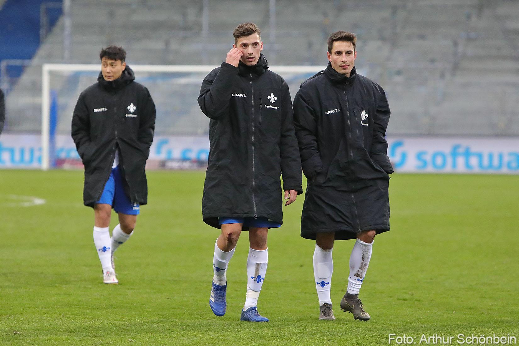 Die drei größten Probleme des SV Darmstadt 98