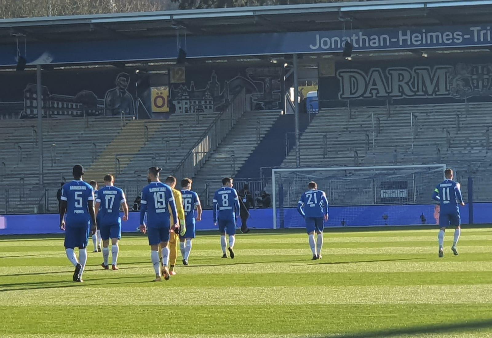SV Darmstadt 98 – Hannover 96 1:2 (0:1)
