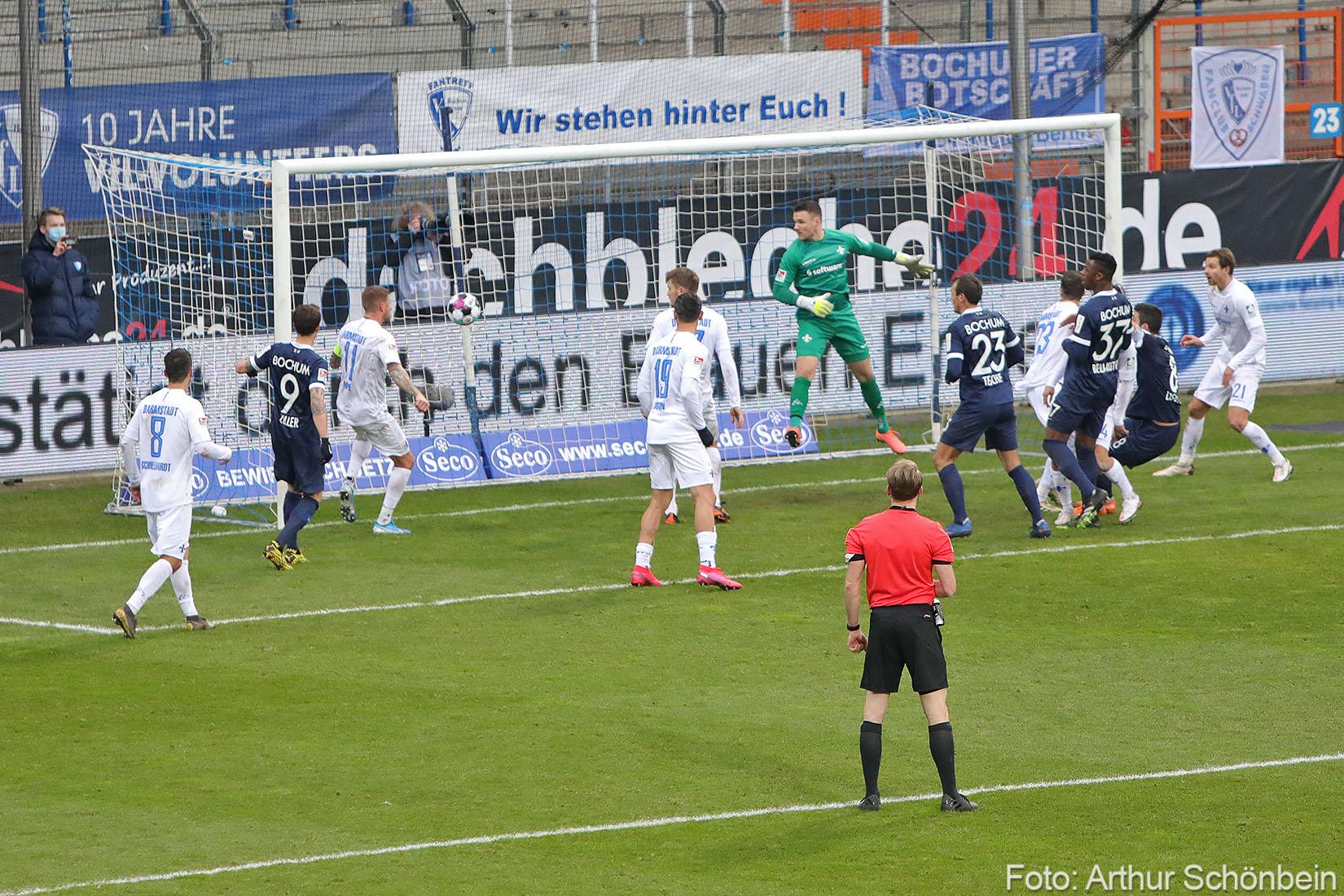 Bochum – zuletzt ein Angstgegner für den SV Darmstadt 98