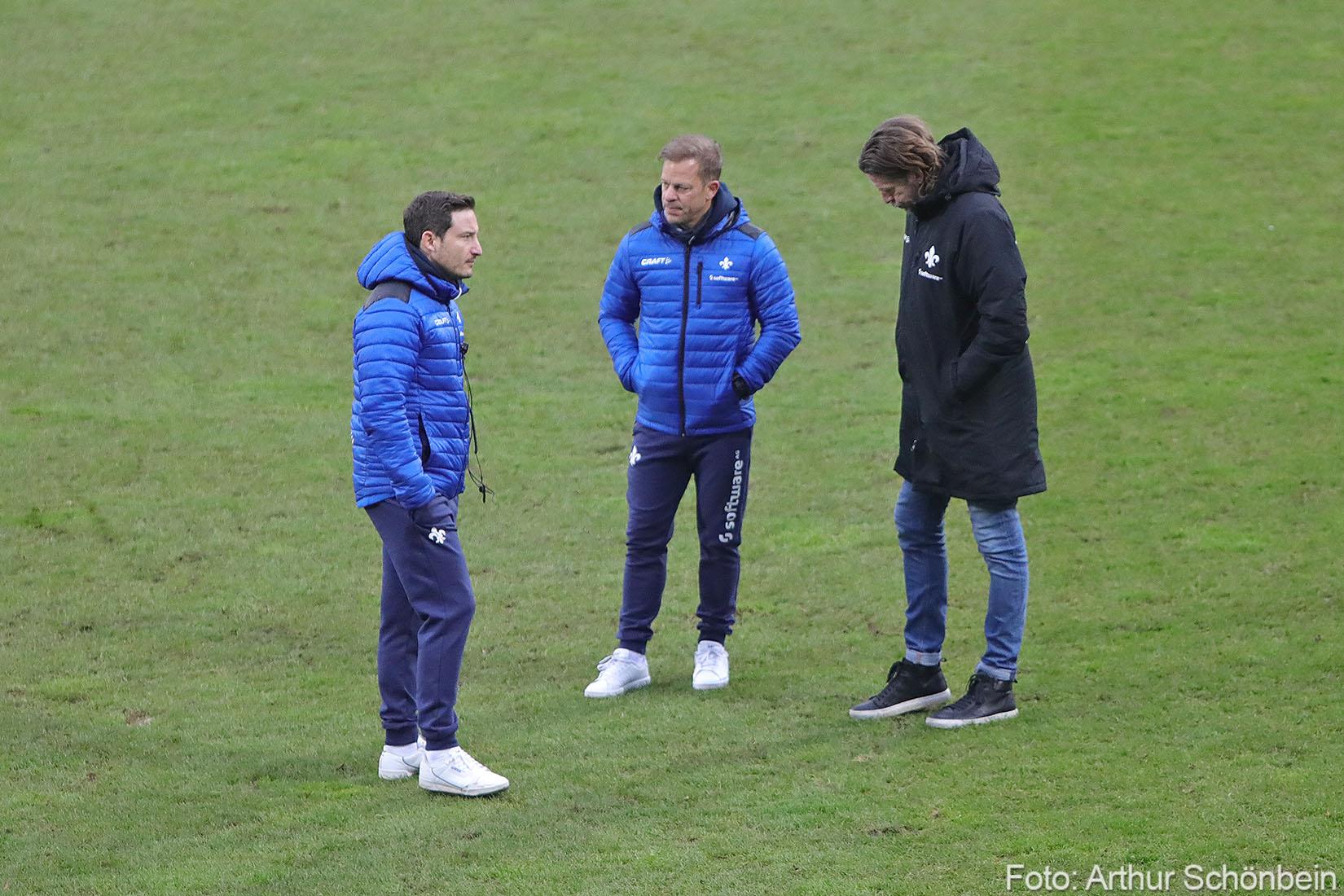 Wehlmann: Trainer steht nicht zur Disposition
