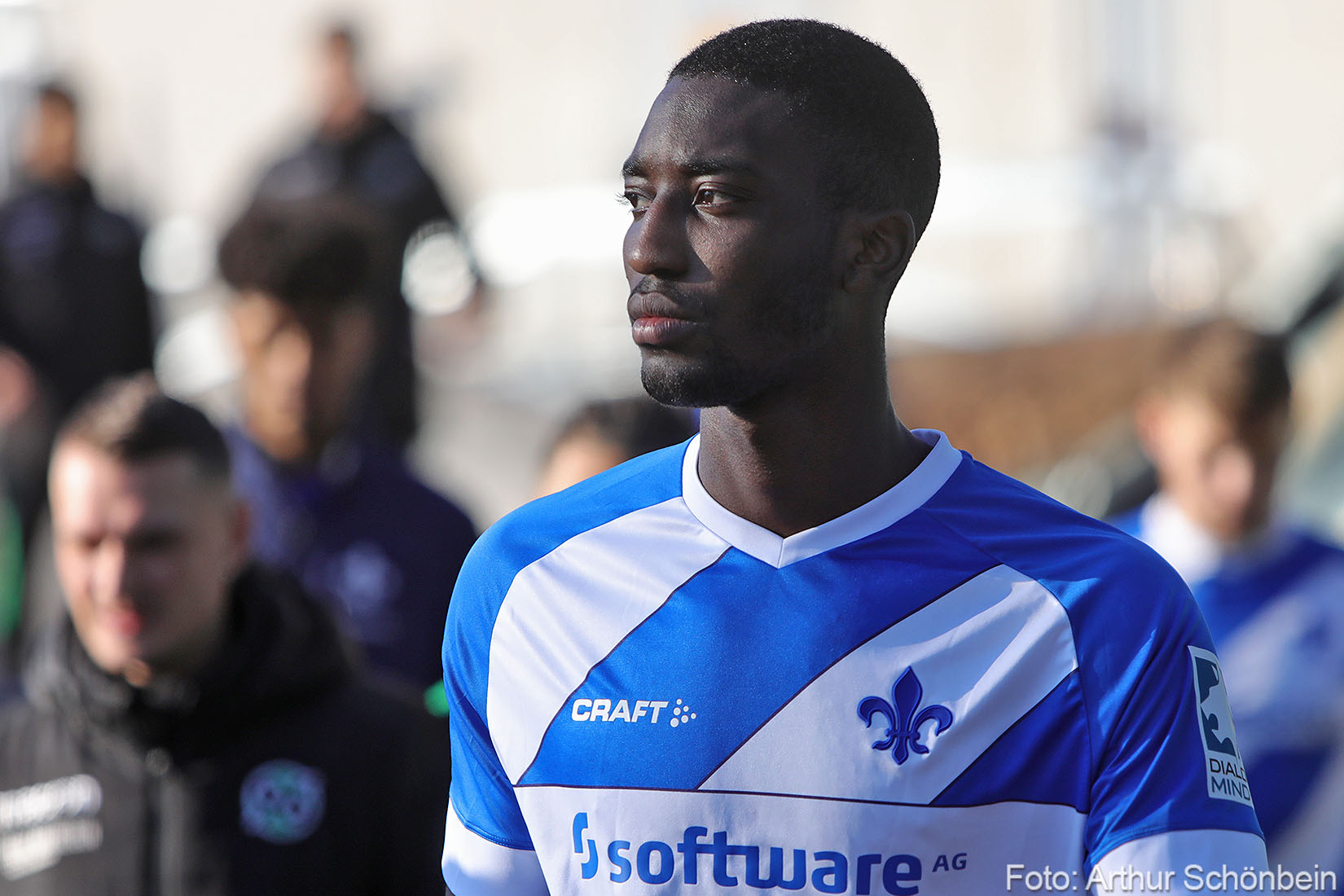 Pfeiffer verlängert vorzeitig beim SV Darmstadt 98