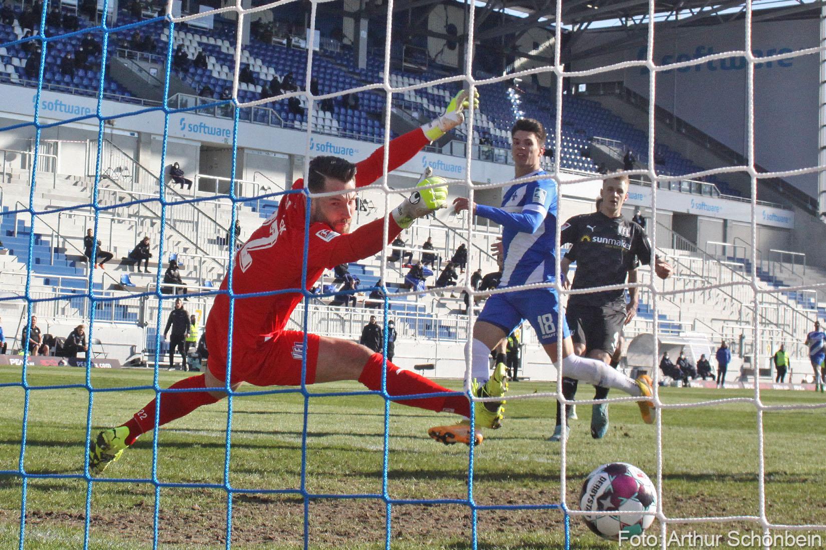 Unsere Fotos vom Spiel gegen den VfL Osnabrück