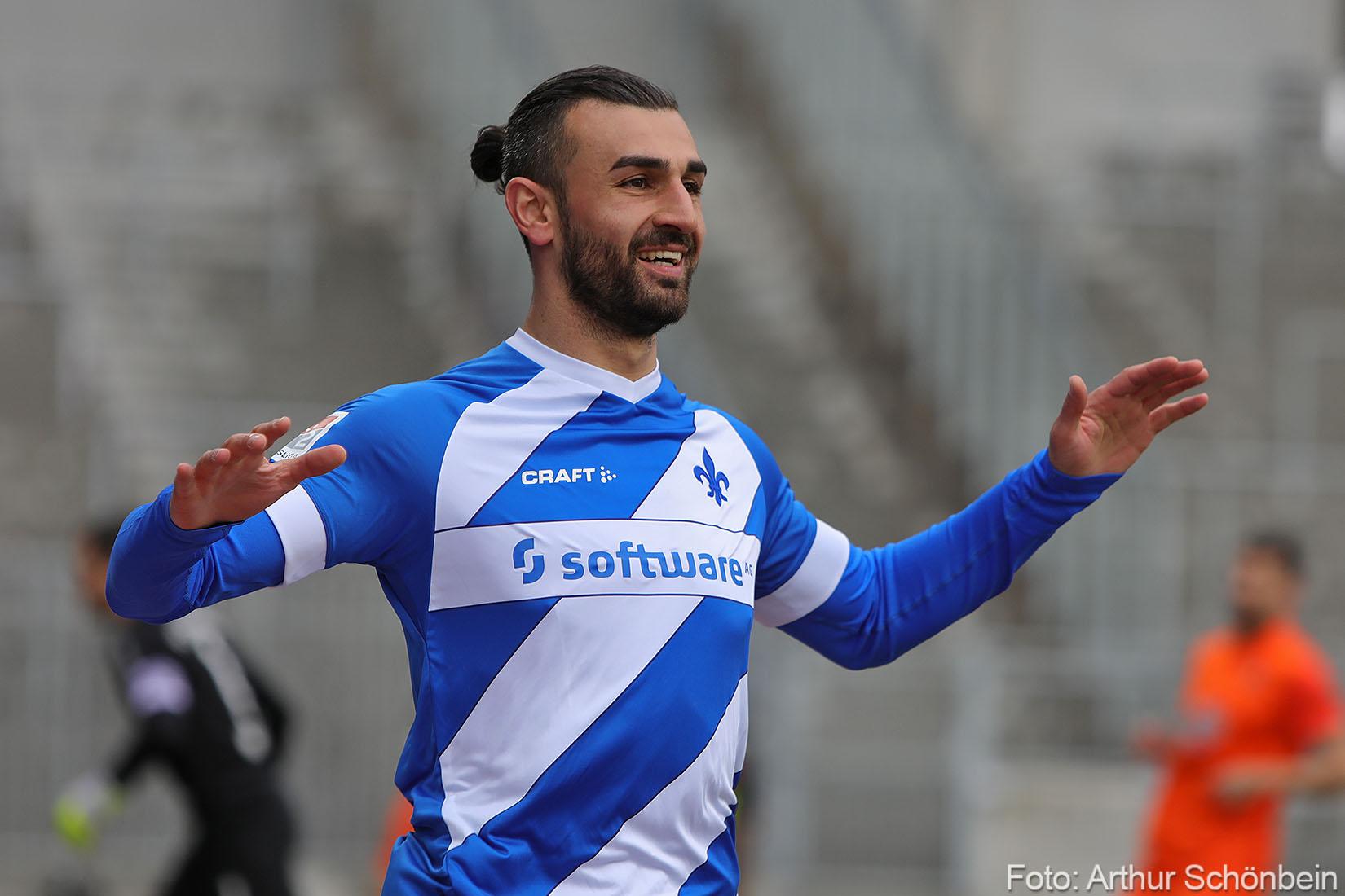 Lilien-Spieler der Saison: Serdar Dursun sagt Danke!