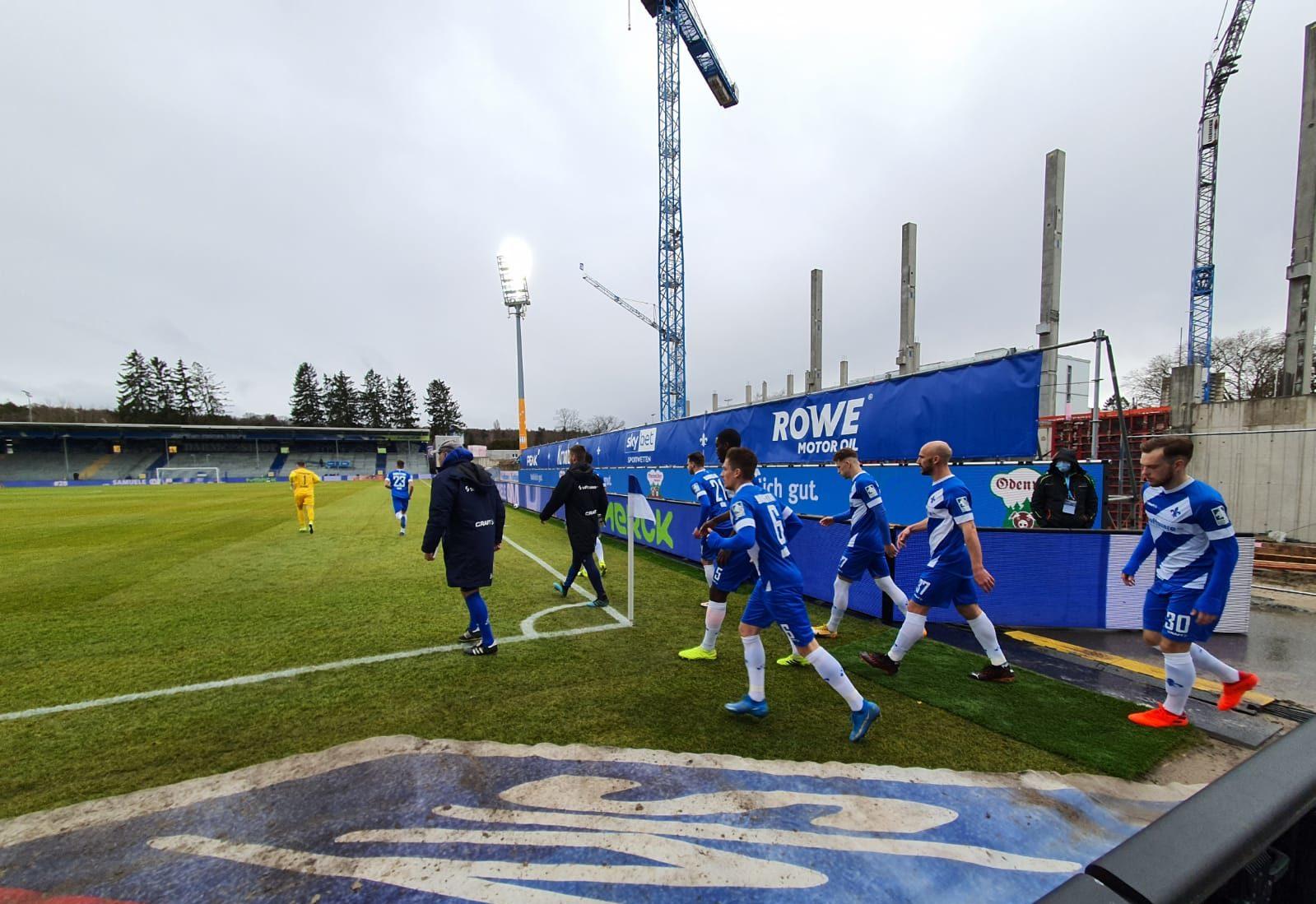 SV Darmstadt 98 – FC Erzgebirge Aue 4:1 (2:0)