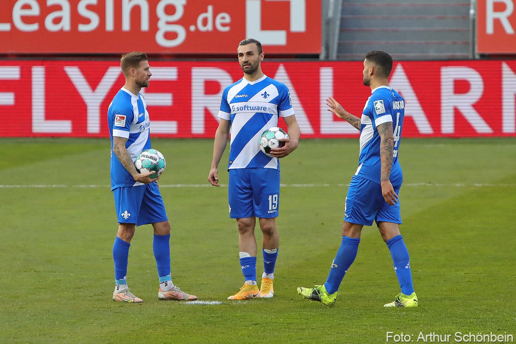 Unsere Bilder vom Spiel gegen die Würzburger Kickers